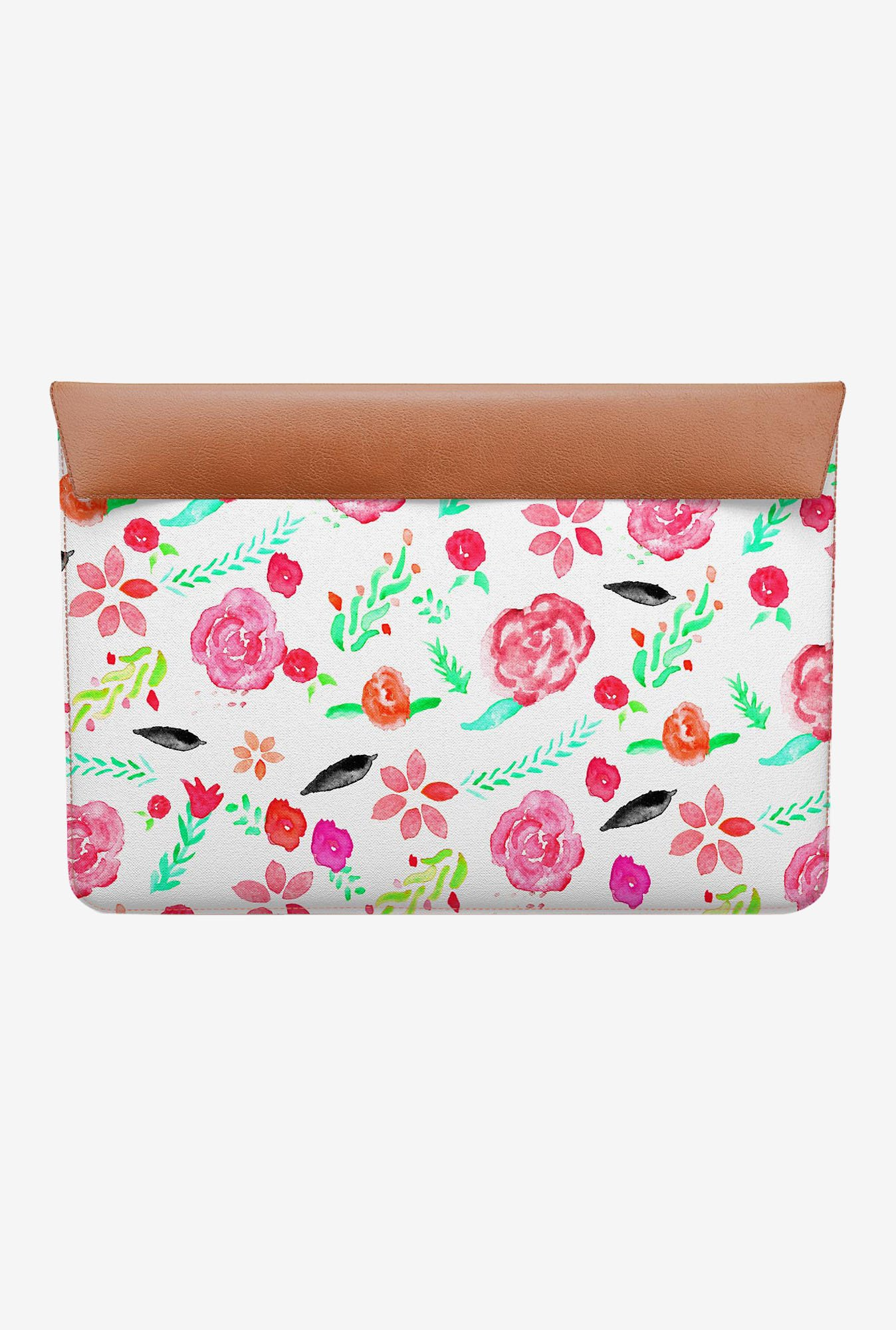 DailyObjects Floral Pattern MacBook Air 11 Envelope Sleeve