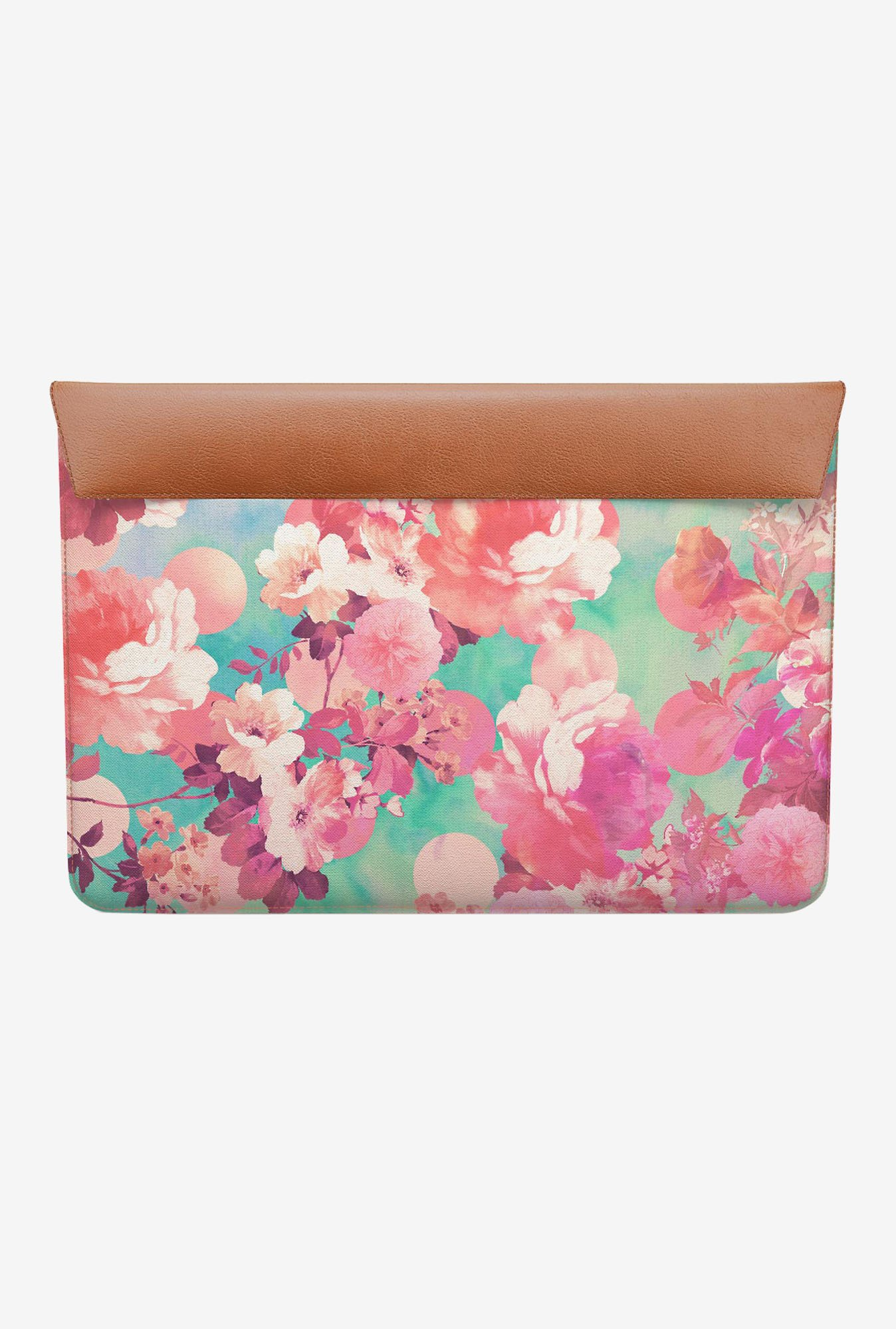 DailyObjects Floral Polka MacBook Air 11 Envelope Sleeve