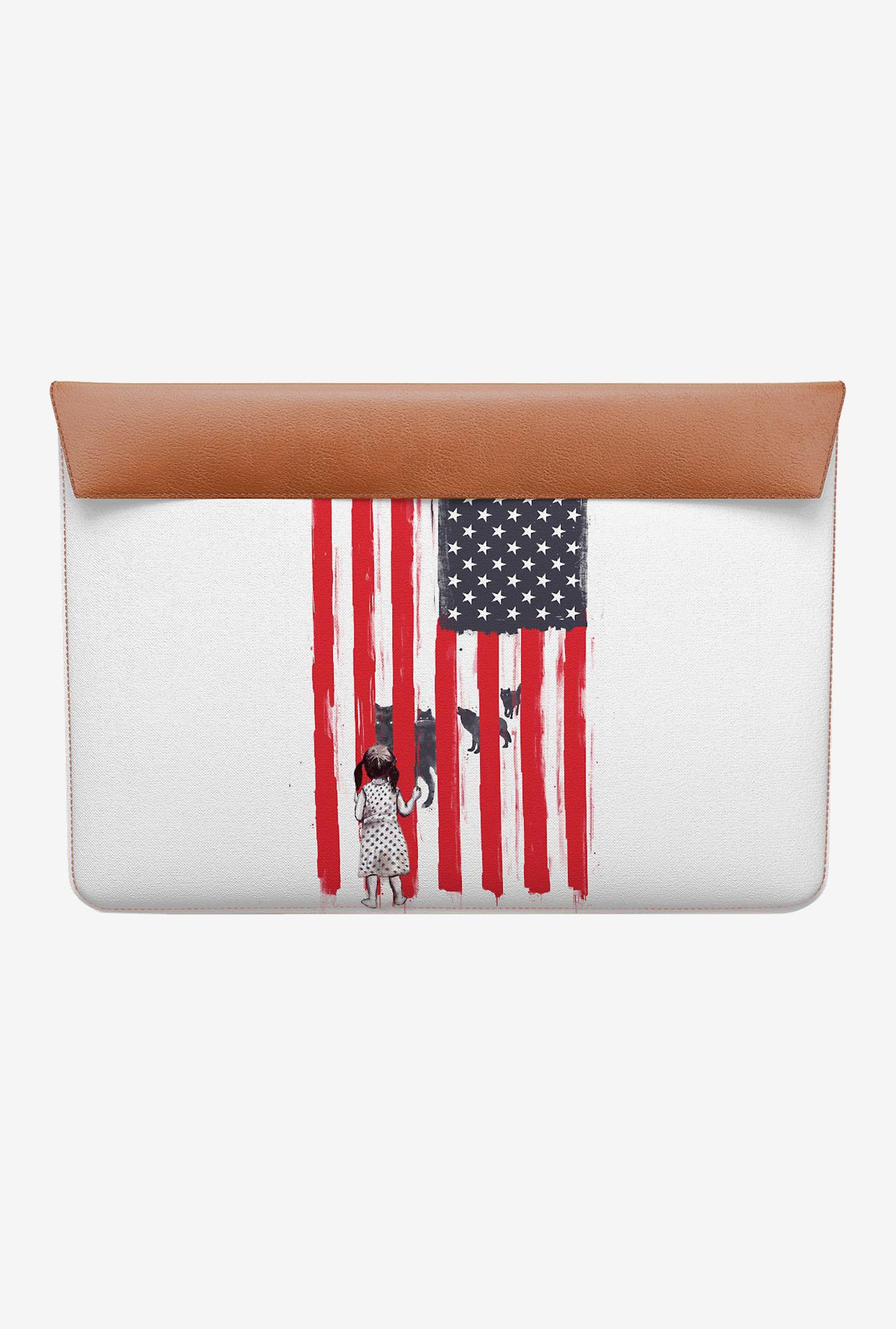 DailyObjects Little Girl MacBook Pro 15 Envelope Sleeve