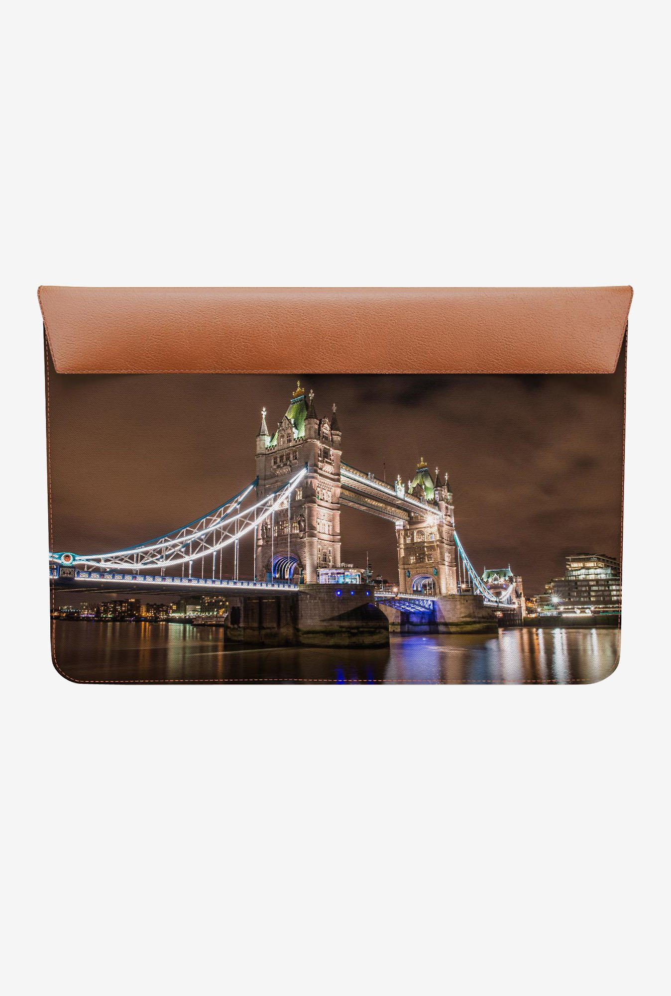 DailyObjects Bridge Lit up MacBook 12 Envelope Sleeve