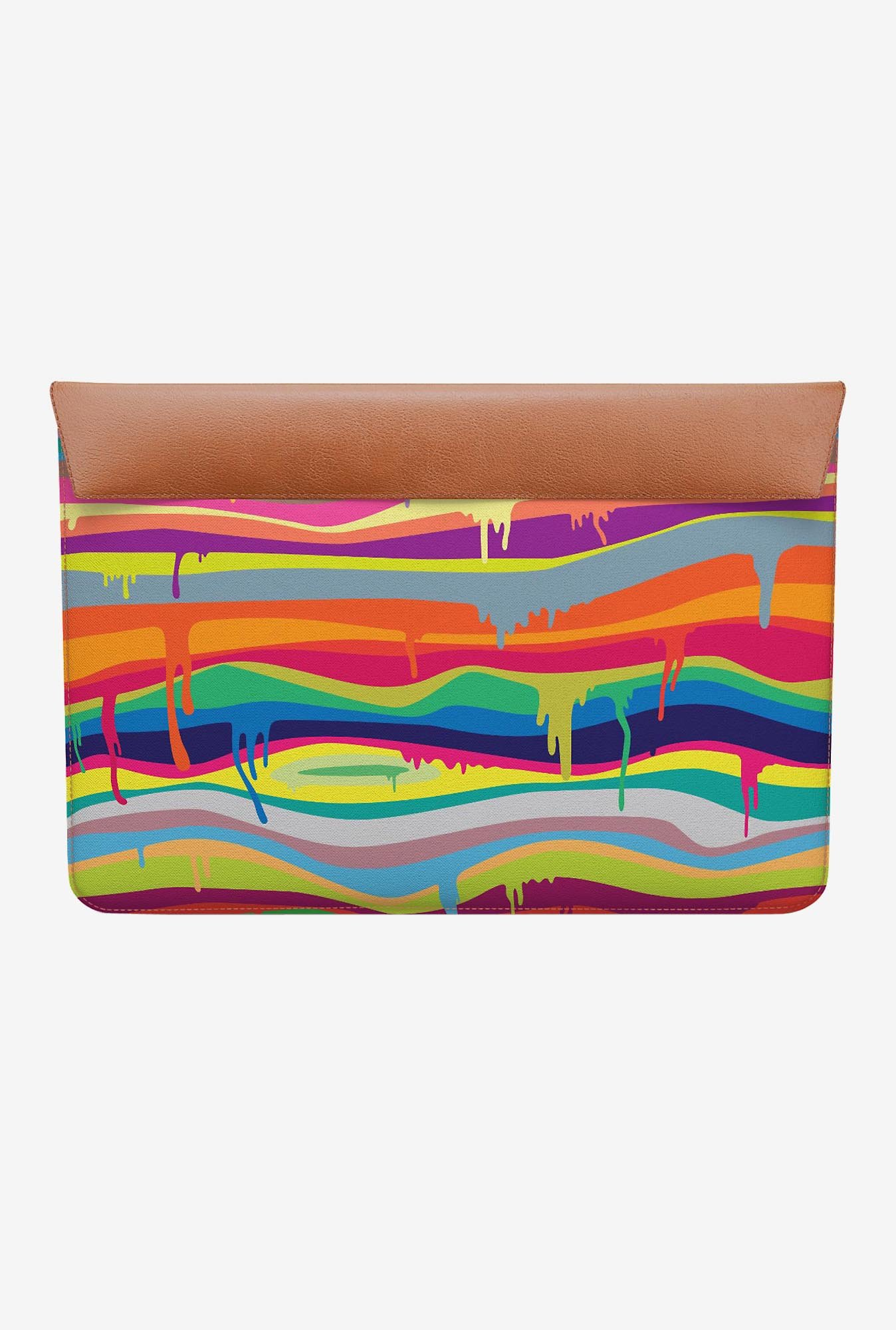 DailyObjects Melting Colours MacBook 12 Envelope Sleeve