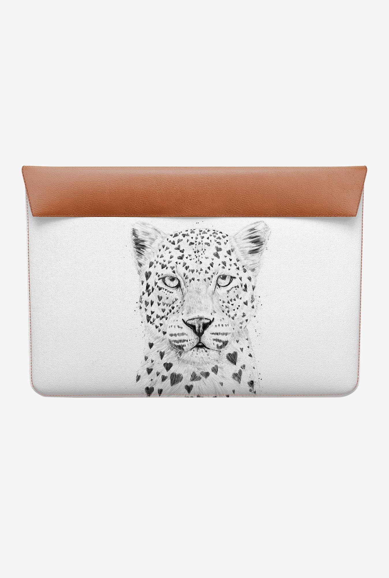 DailyObjects Lovely Leopard MacBook 12 Envelope Sleeve