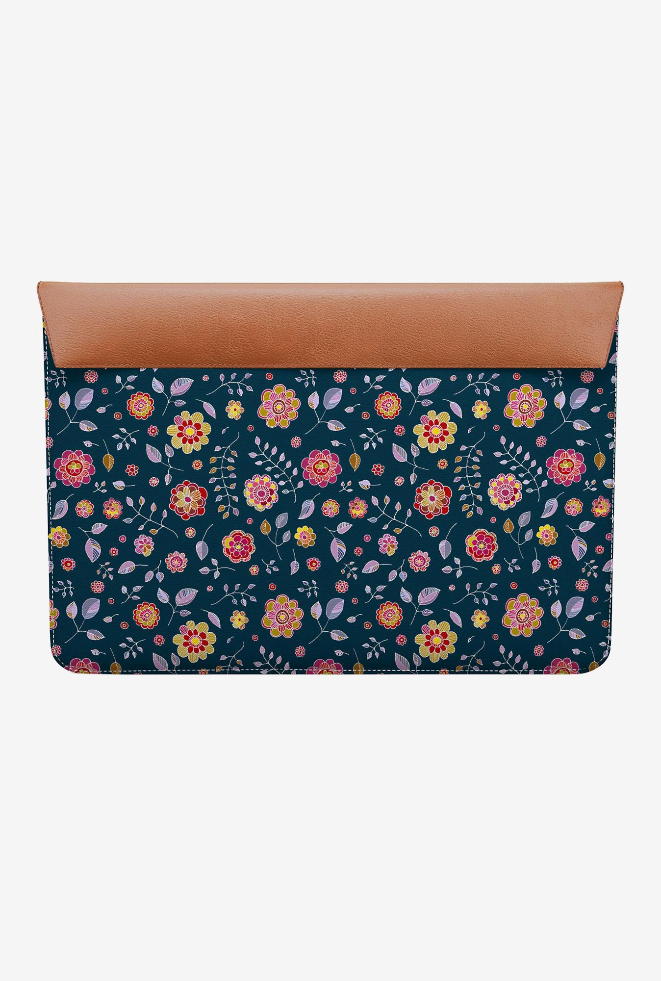 DailyObjects Bright Flowers MacBook Air 13 Envelope Sleeve
