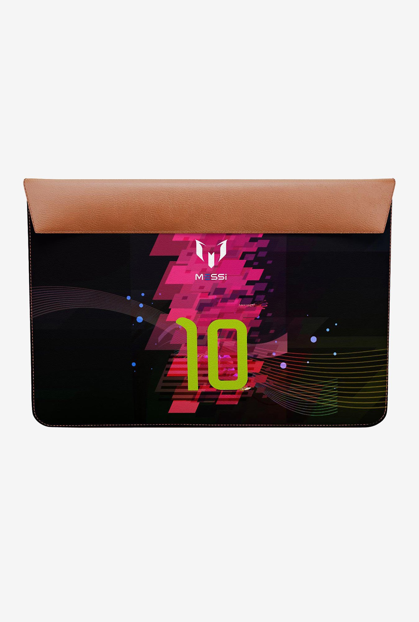 DailyObjects Messi Chaos MacBook 12 Envelope Sleeve