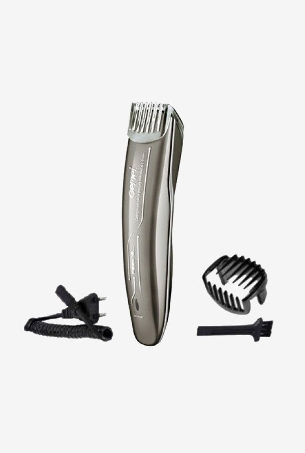 Gemei GM-756 Trimmer for Men (Grey)
