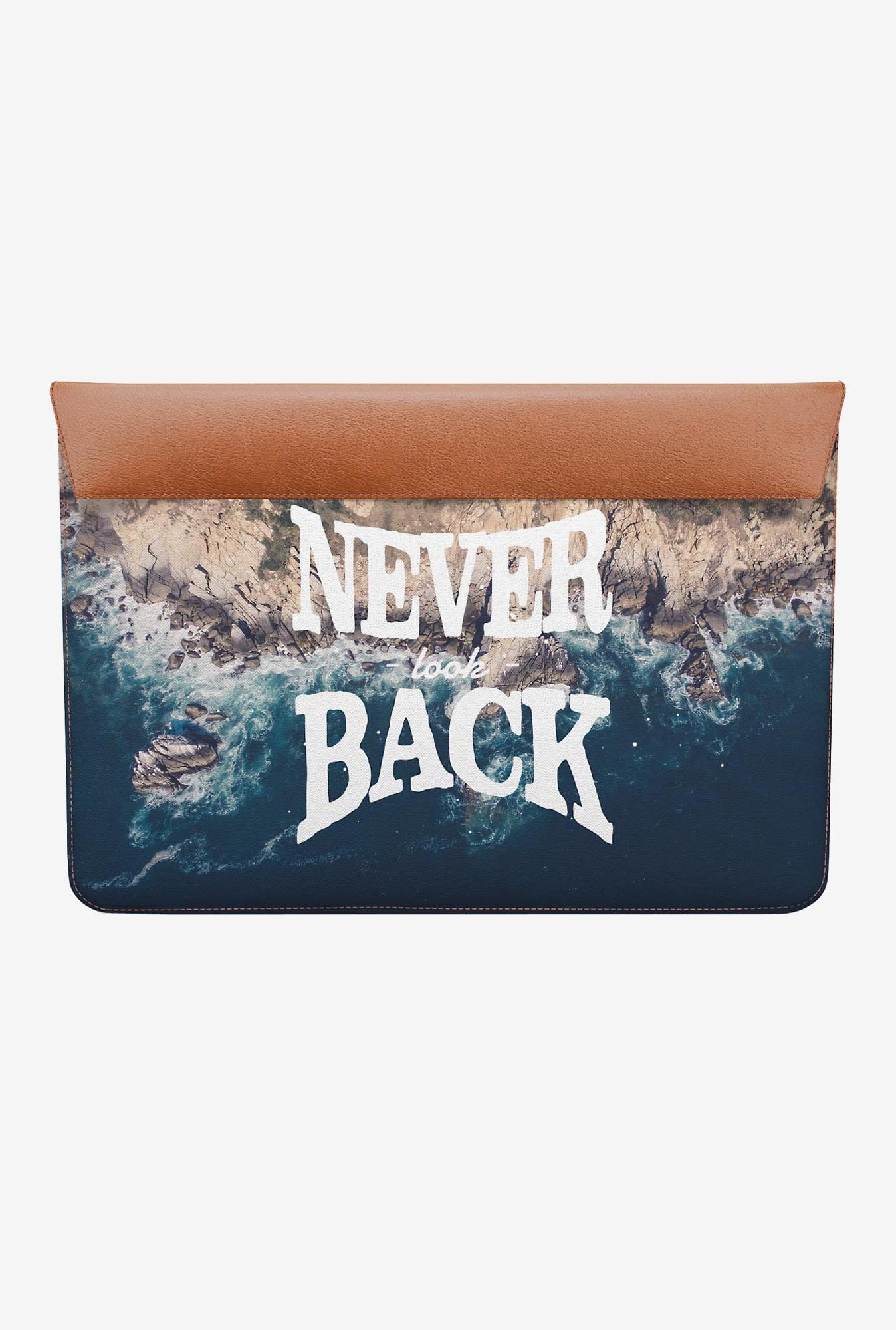 DailyObjects Never Look Back MacBook 12 Envelope Sleeve