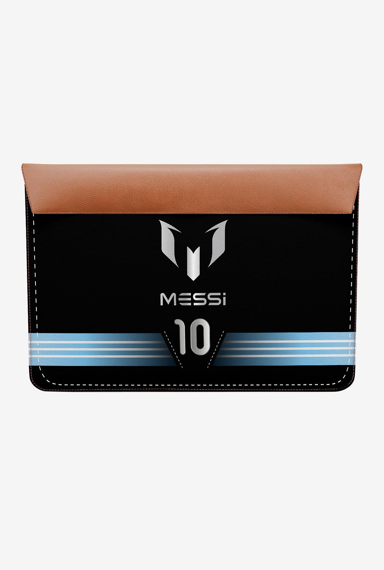 DailyObjects Messi Stripe MacBook 12 Envelope Sleeve