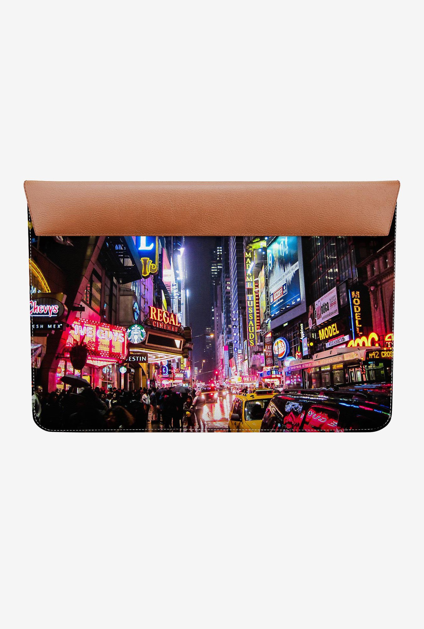 DailyObjects New York Night MacBook Air 13 Envelope Sleeve
