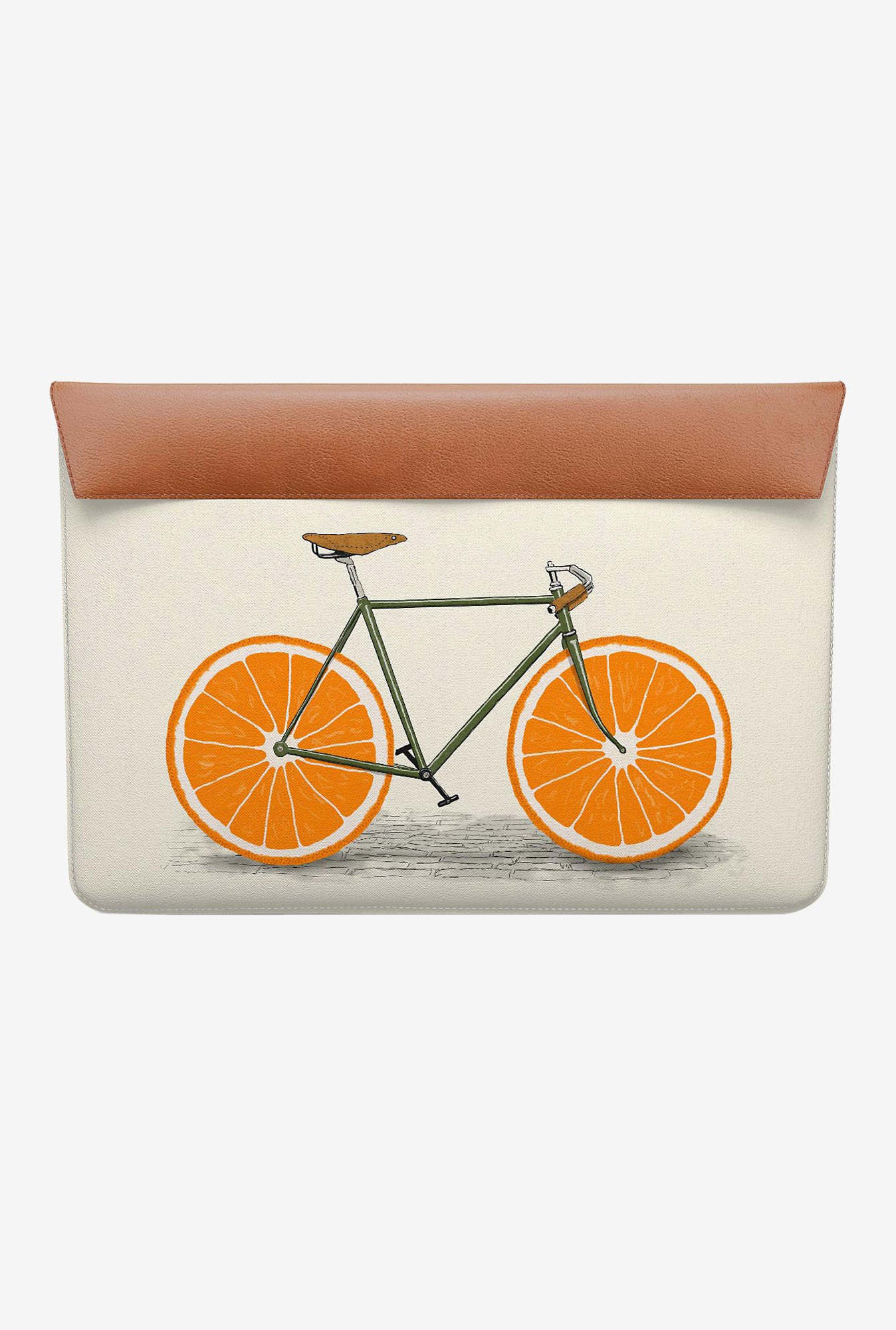 DailyObjects Orange Wheels MacBook Air 13 Envelope Sleeve