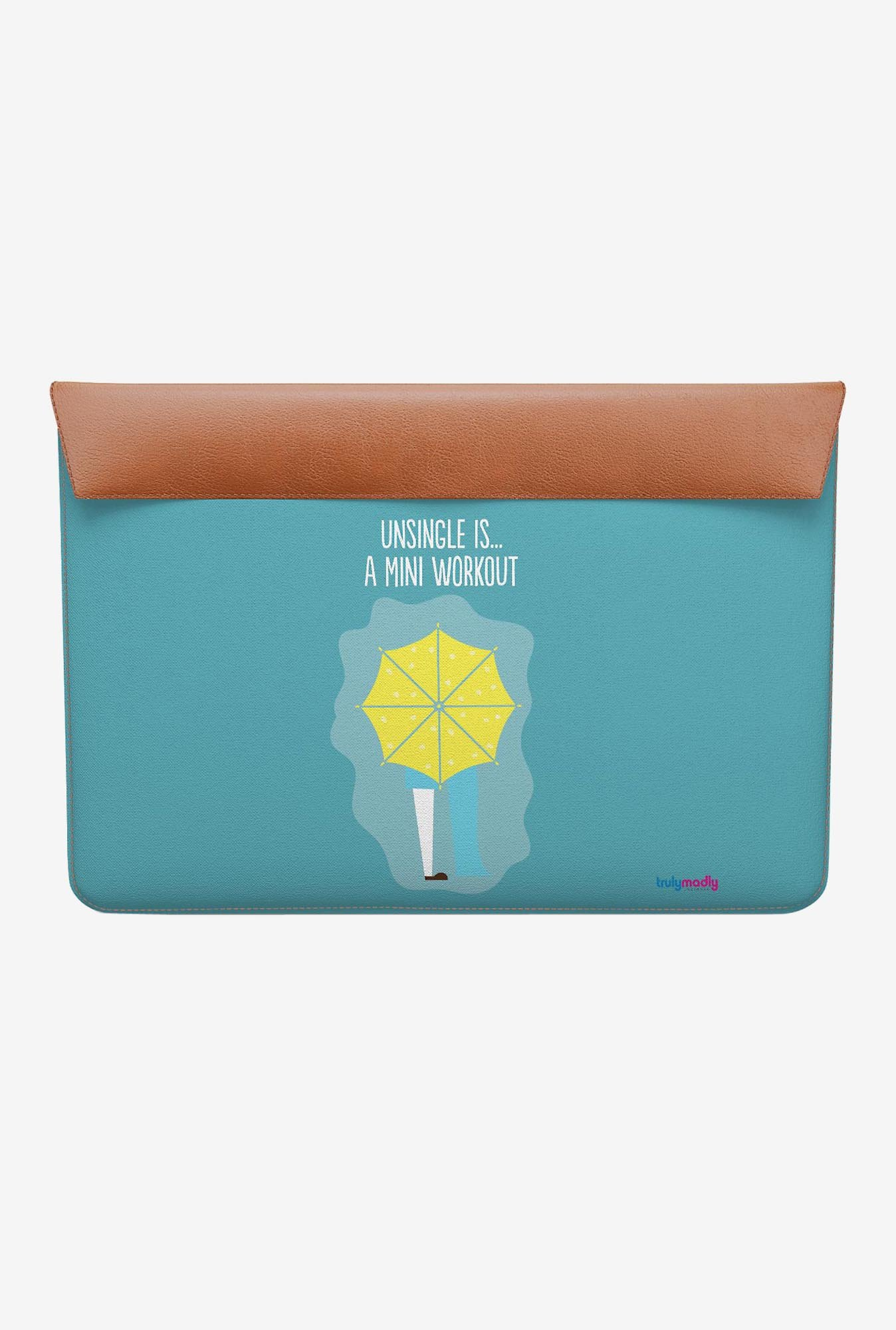 DailyObjects Mini Workout MacBook Air 11 Envelope Sleeve