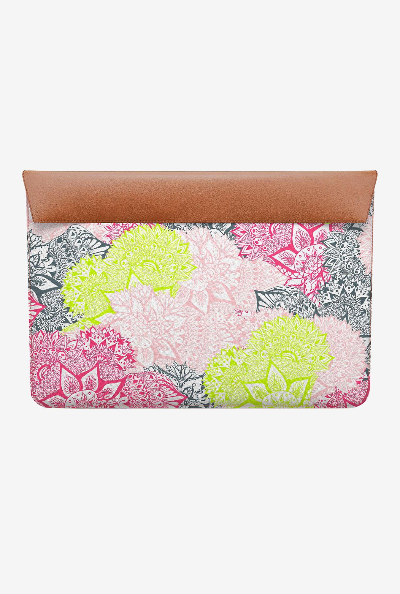 DailyObjects Paisley Pattern MacBook 12 Envelope Sleeve