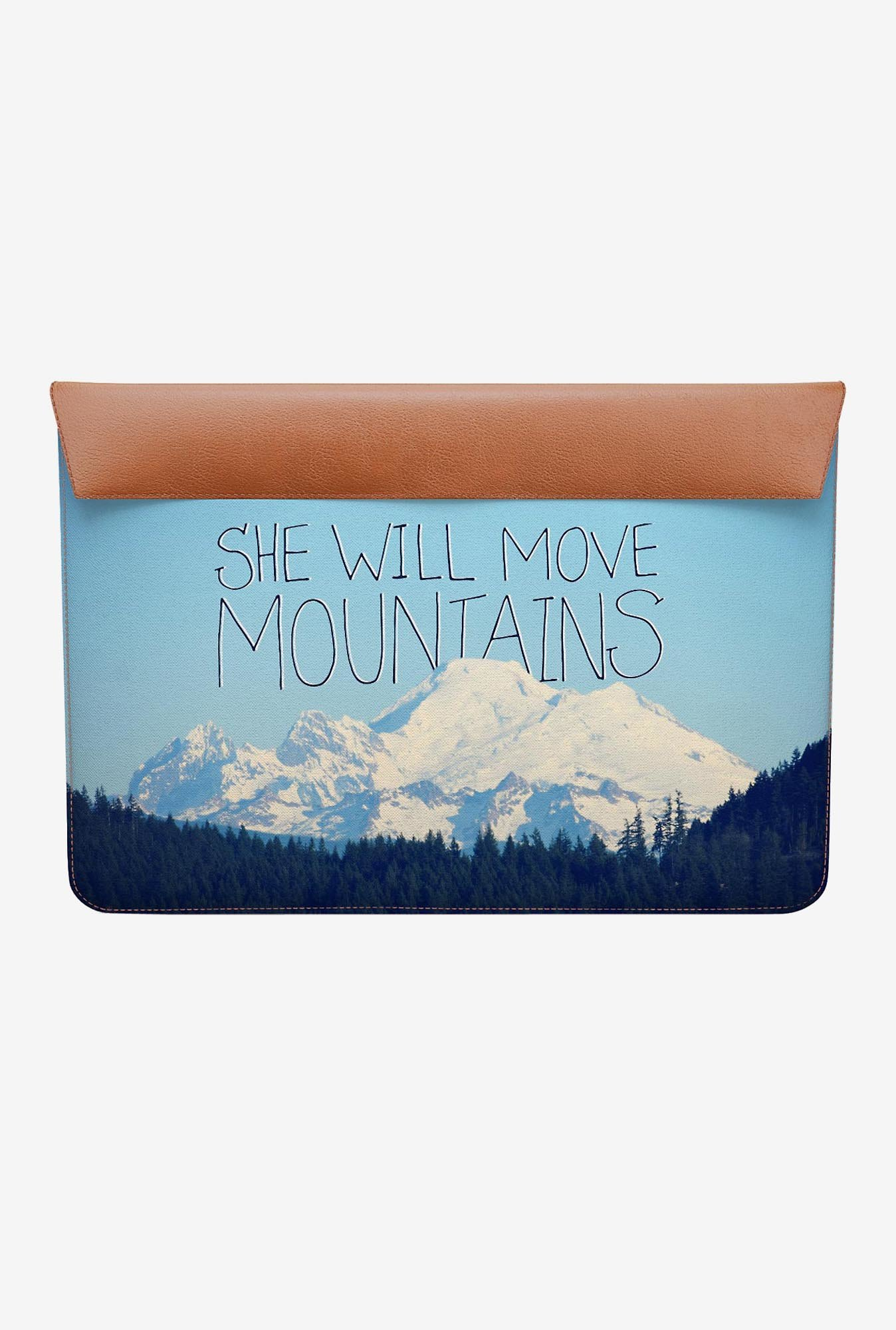 DailyObjects Move Mountains MacBook Pro 15 Envelope Sleeve