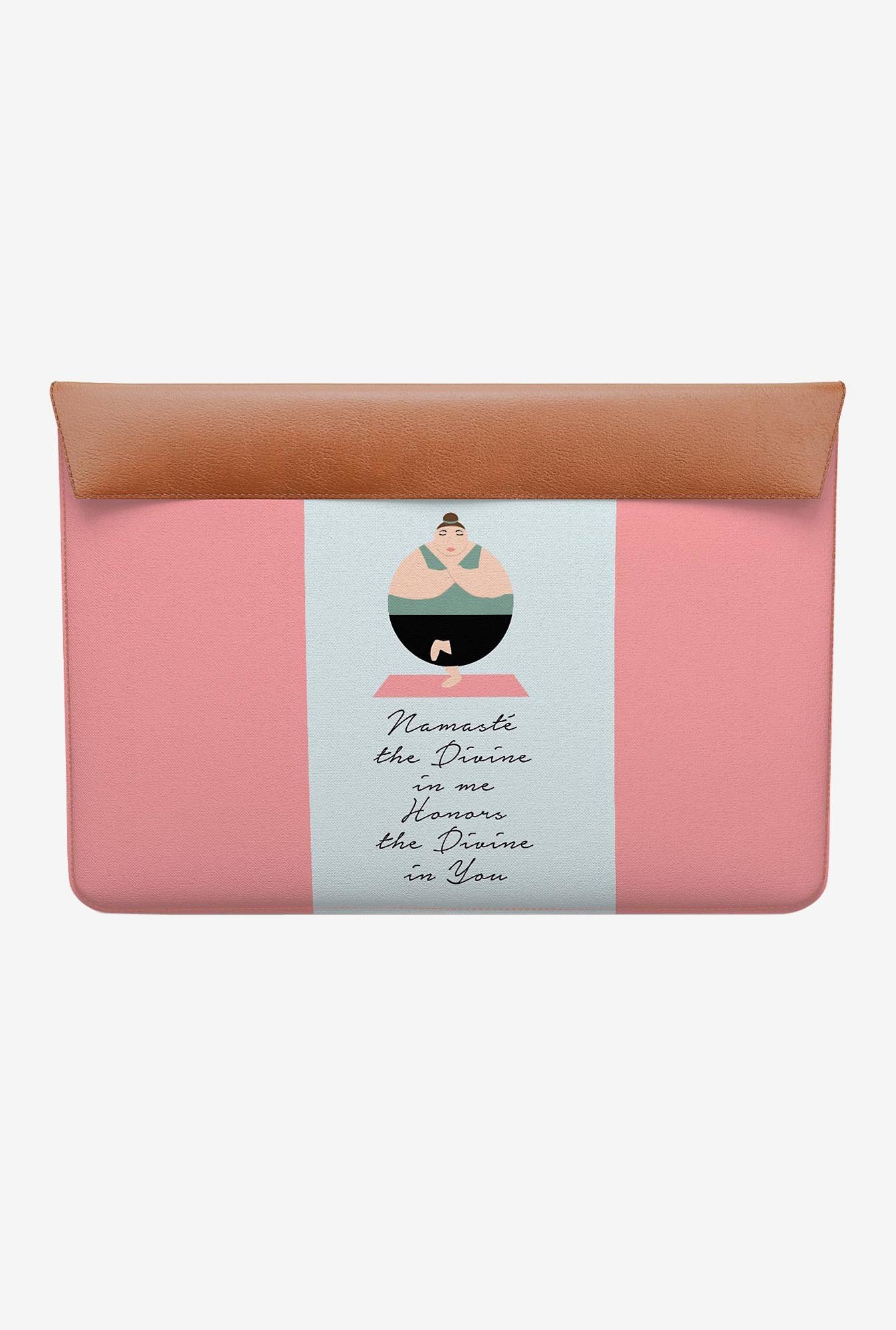 DailyObjects Namaste MacBook 12 Envelope Sleeve