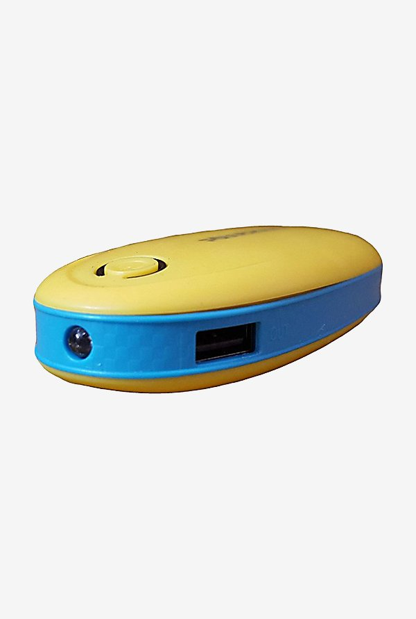 Powerocks Mach 52 5200mAh Power Bank (Yellow & Blue)