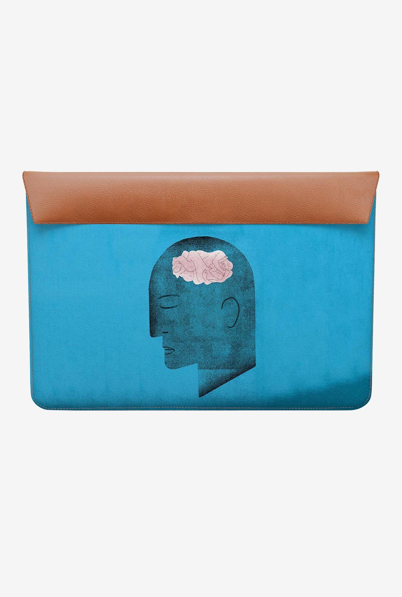 DailyObjects One Track Mind MacBook Air 11 Envelope Sleeve