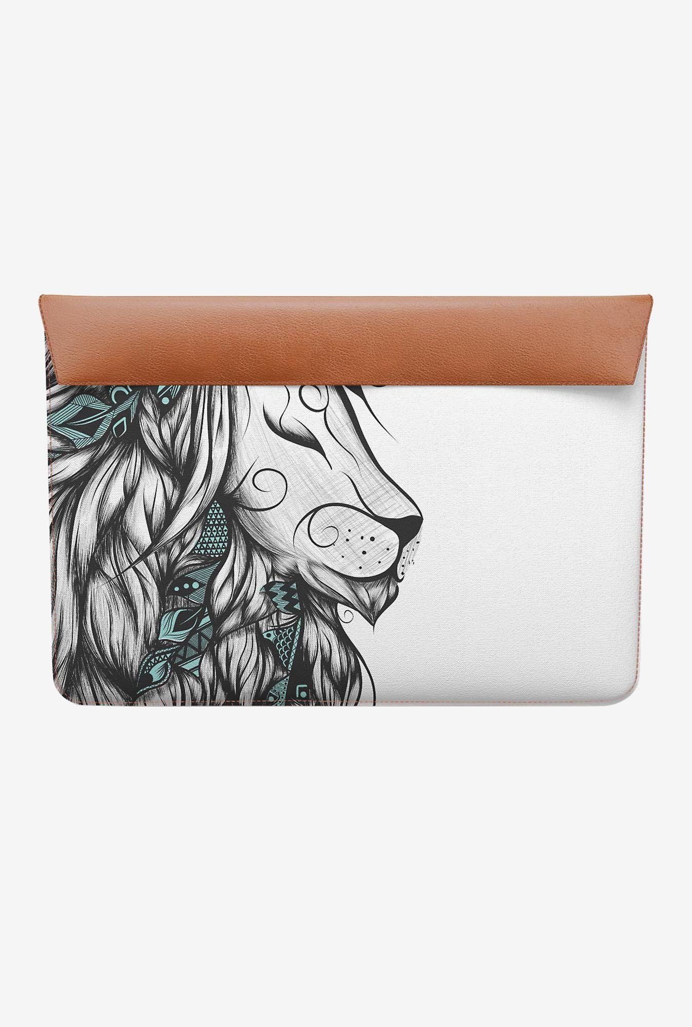 DailyObjects Poetic Lion MacBook Air 13 Envelope Sleeve