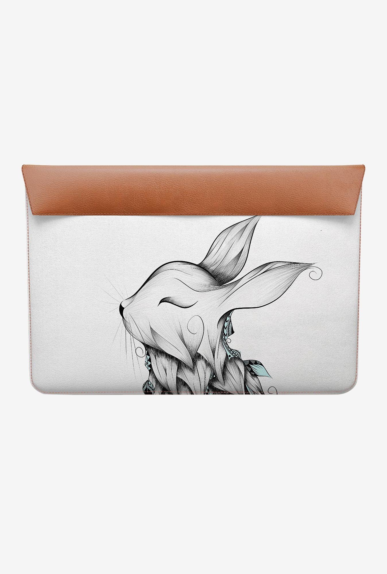 DailyObjects Poetic Rabbit MacBook Air 11 Envelope Sleeve