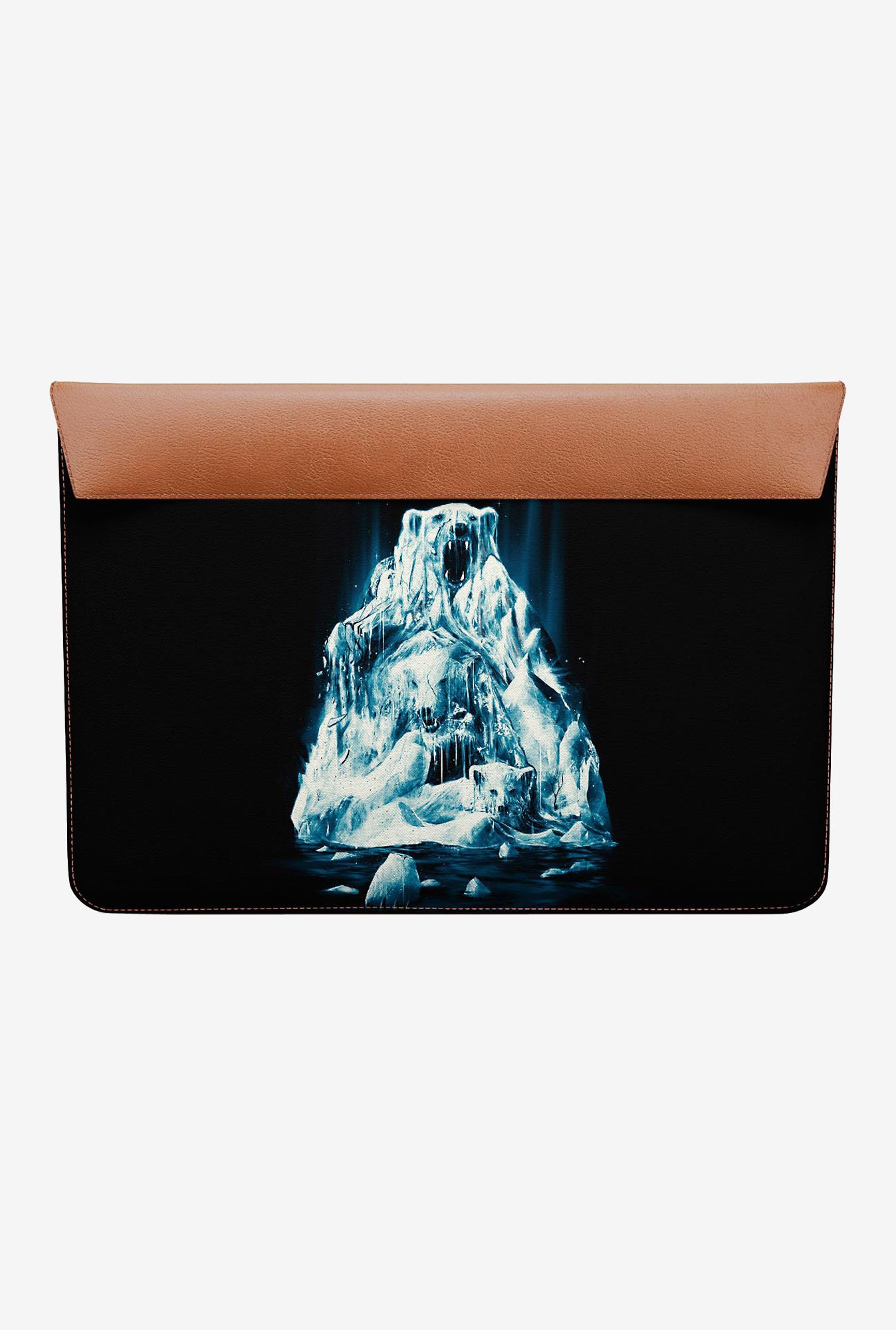 DailyObjects Polar Icebears MacBook 12 Envelope Sleeve