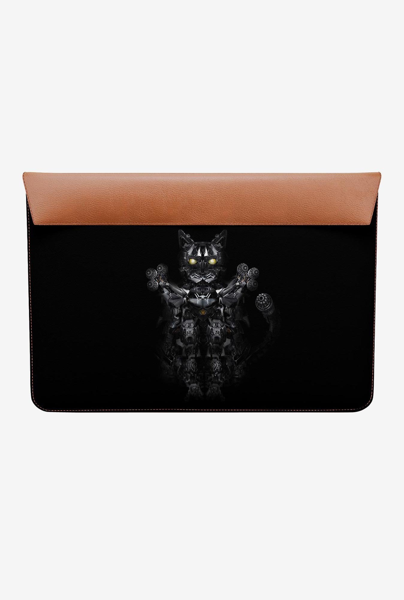 DailyObjects RoboWarrior Cat MacBook 12 Envelope Sleeve