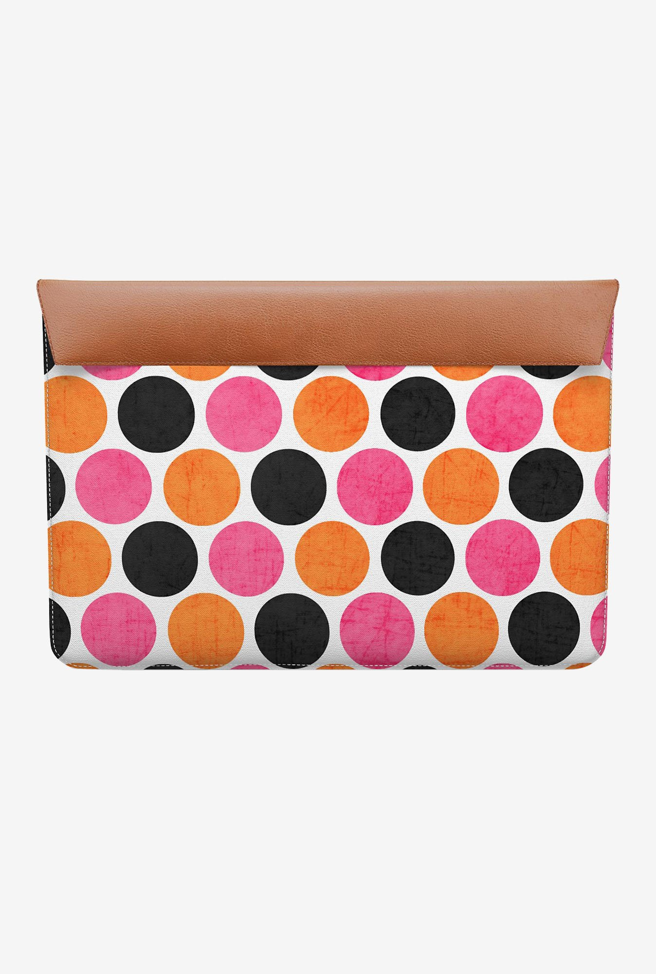 DailyObjects Polka Dots MacBook Air 13 Envelope Sleeve