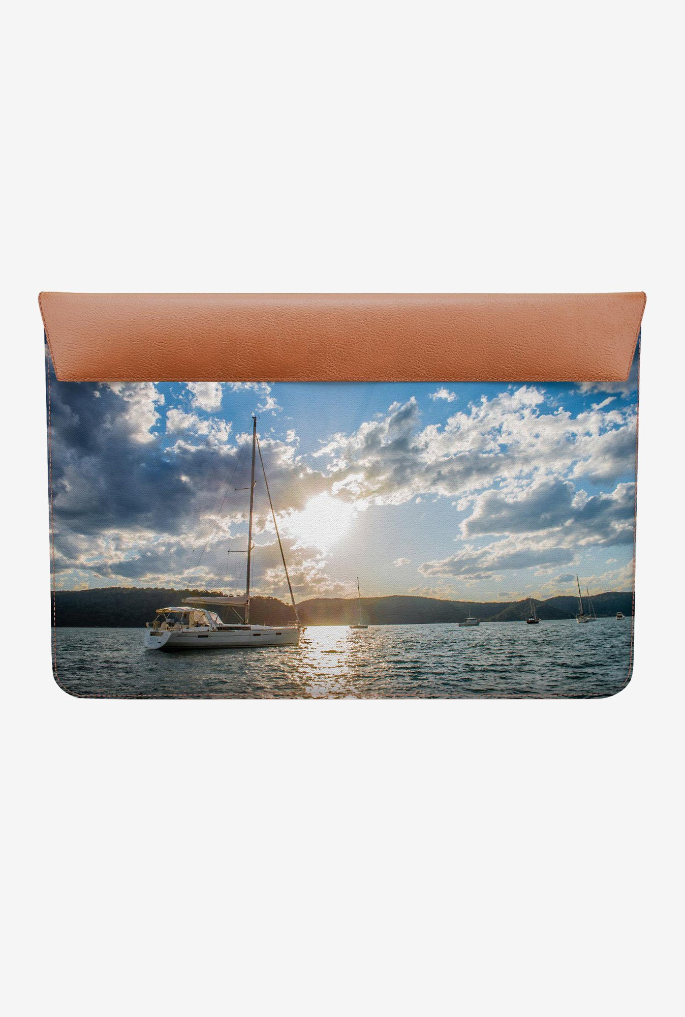 DailyObjects Sail Away MacBook 12 Envelope Sleeve