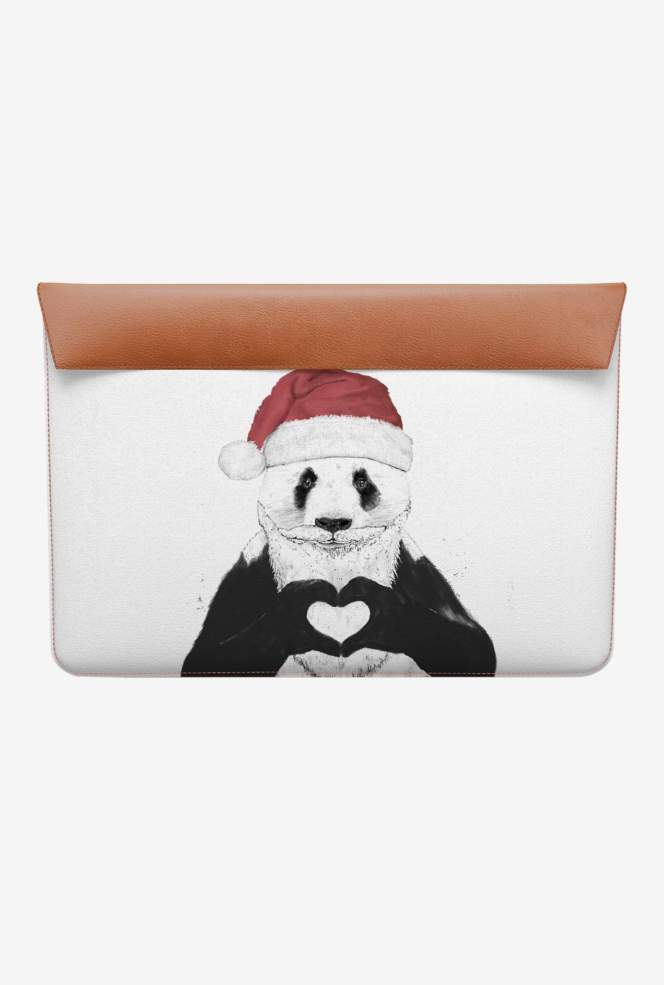 DailyObjects Santa Panda MacBook 12 Envelope Sleeve
