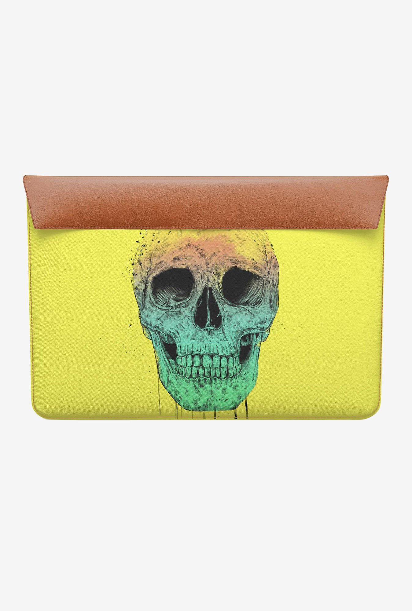 DailyObjects Pop Art Skull MacBook Air 11 Envelope Sleeve