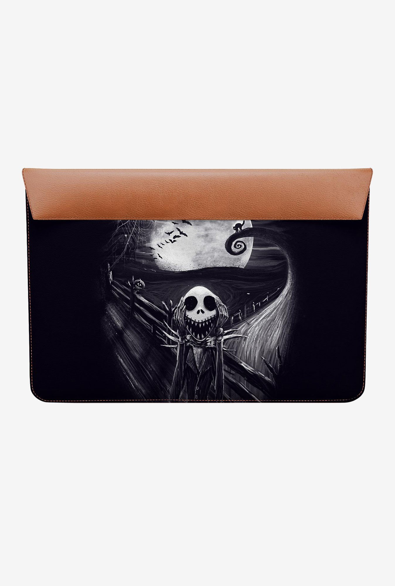 DailyObjects Scream Before MacBook Pro 15 Envelope Sleeve
