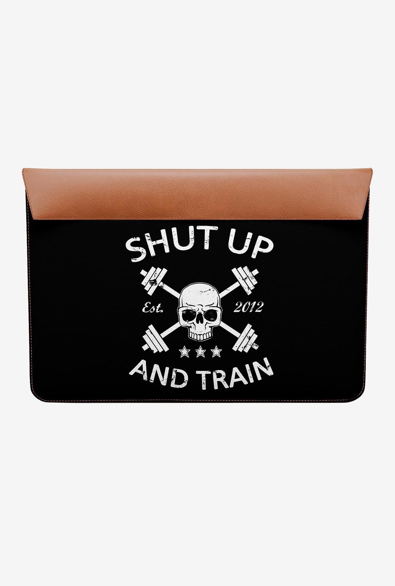 DailyObjects Shut Up MacBook 12 Envelope Sleeve
