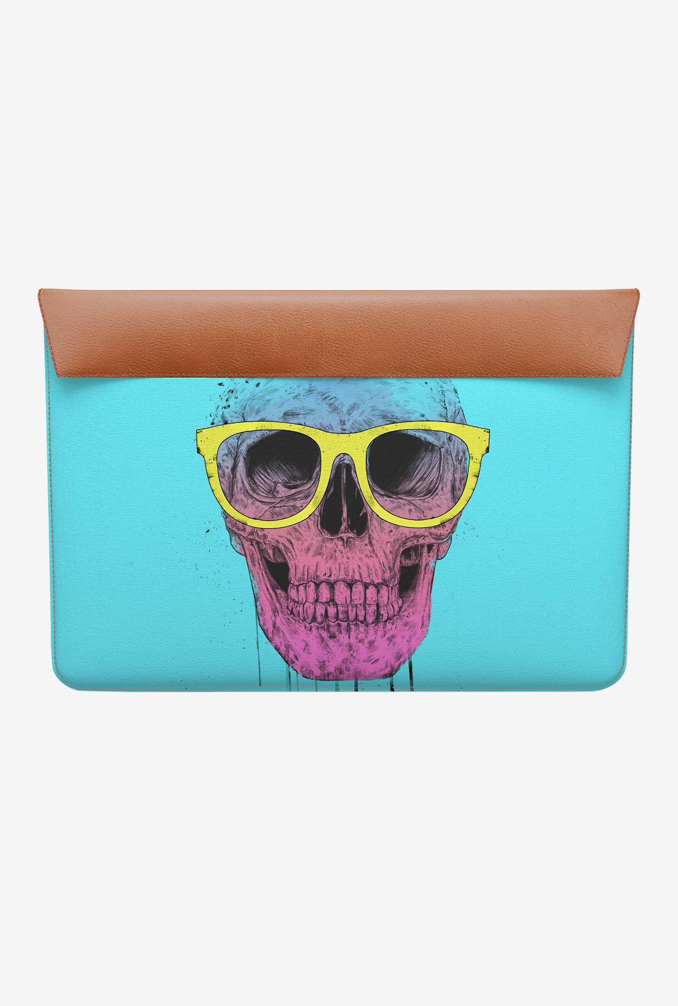 DailyObjects Skull Glass MacBook 12 Envelope Sleeve