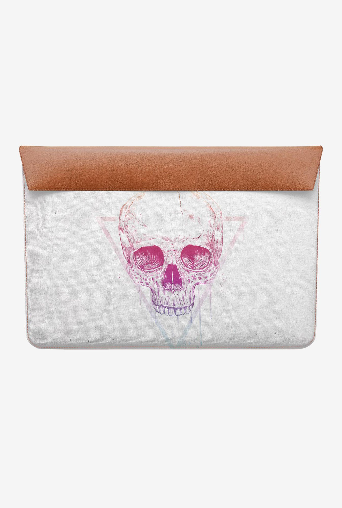 DailyObjects Skull Triangle MacBook 12 Envelope Sleeve
