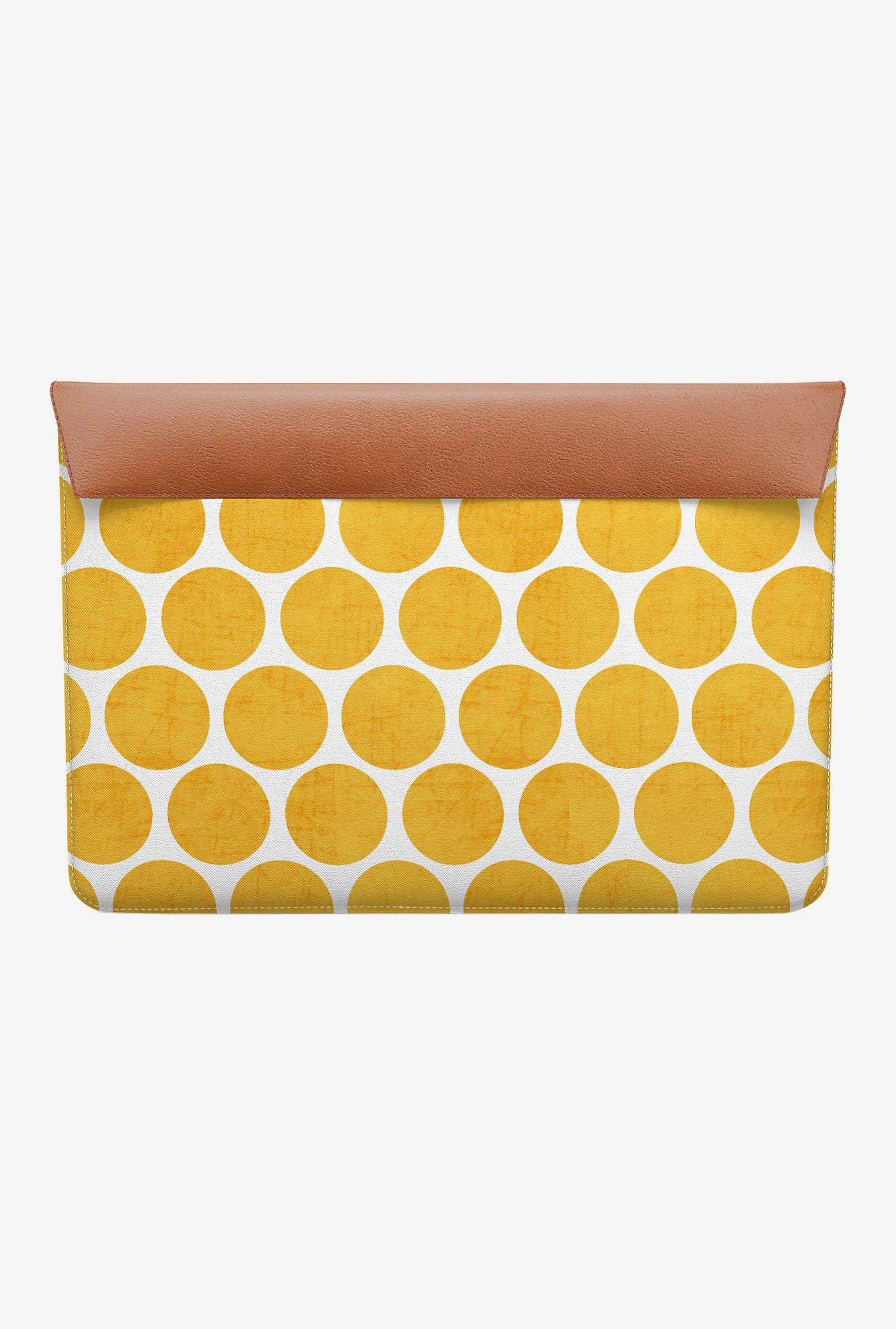 DailyObjects Yellow Dots MacBook Pro 15 Envelope Sleeve