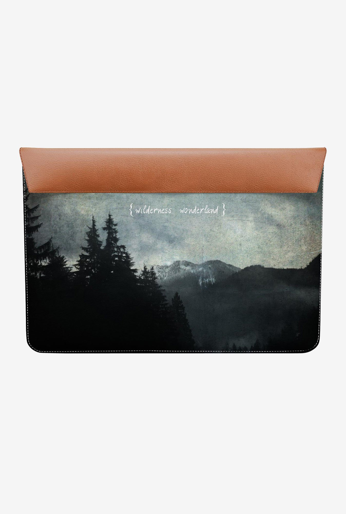 DailyObjects Wonderland MacBook Pro 15 Envelope Sleeve