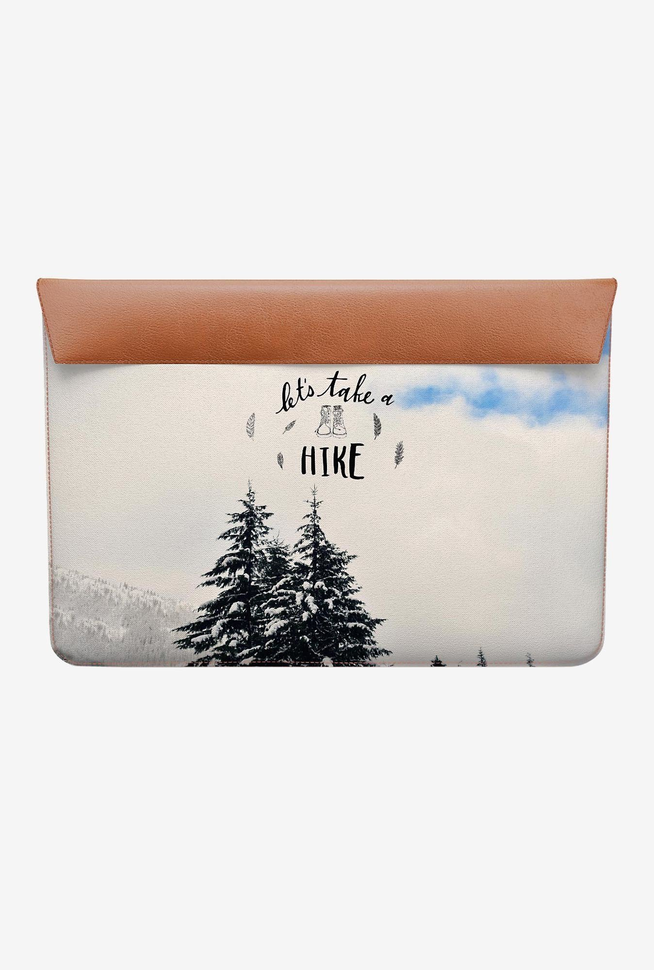 DailyObjects Take A Hike MacBook 12 Envelope Sleeve