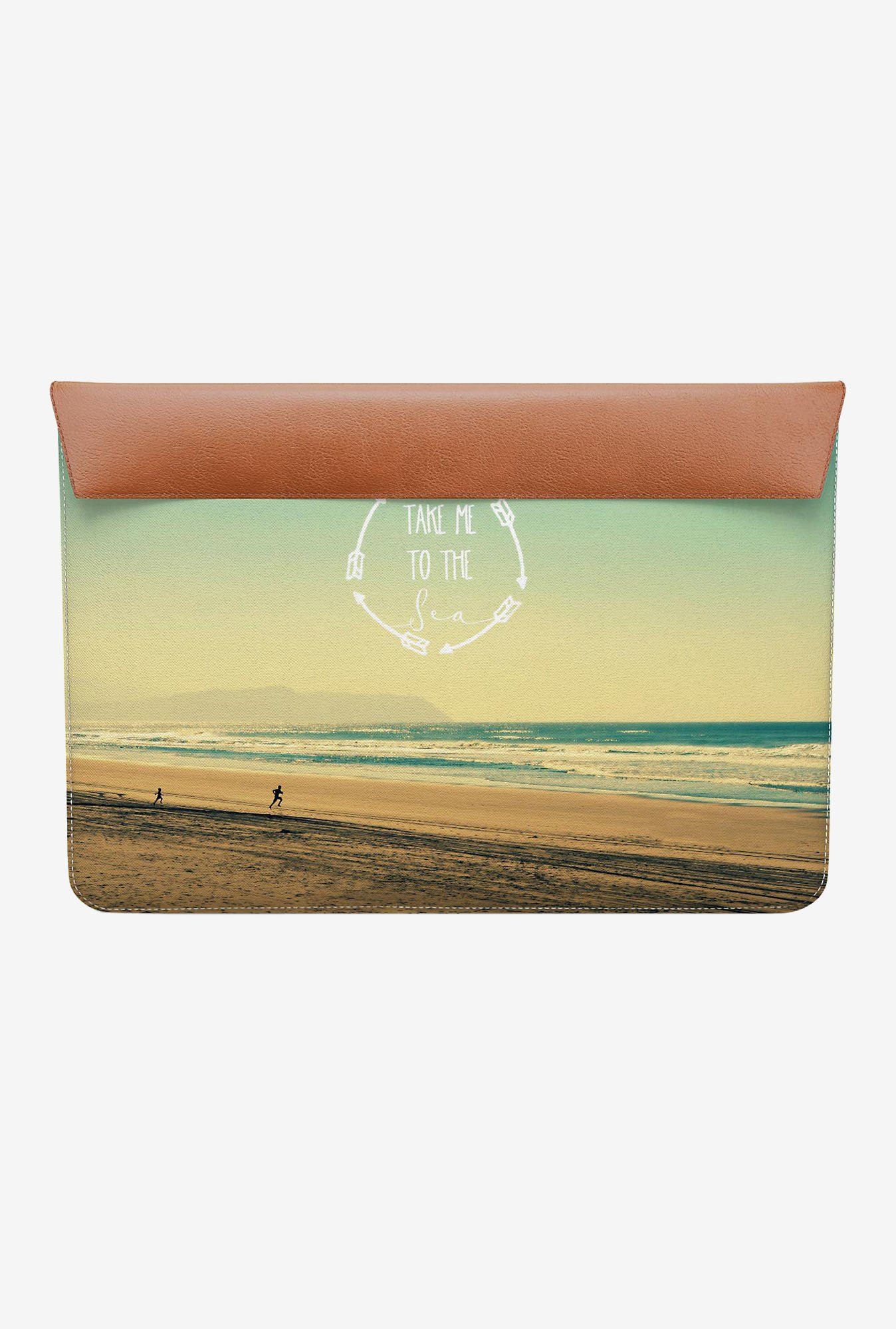 DailyObjects Take Me To Sea MacBook Air 11 Envelope Sleeve