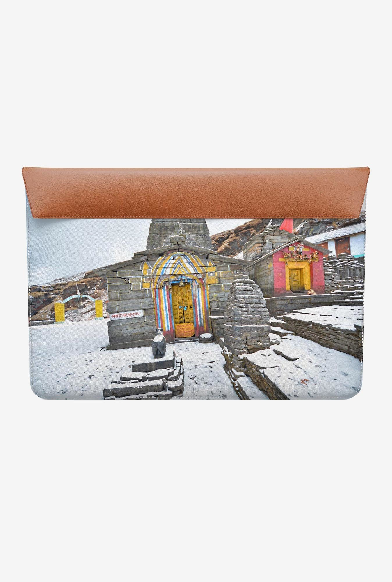 DailyObjects Temple Snow MacBook Air 13 Envelope Sleeve