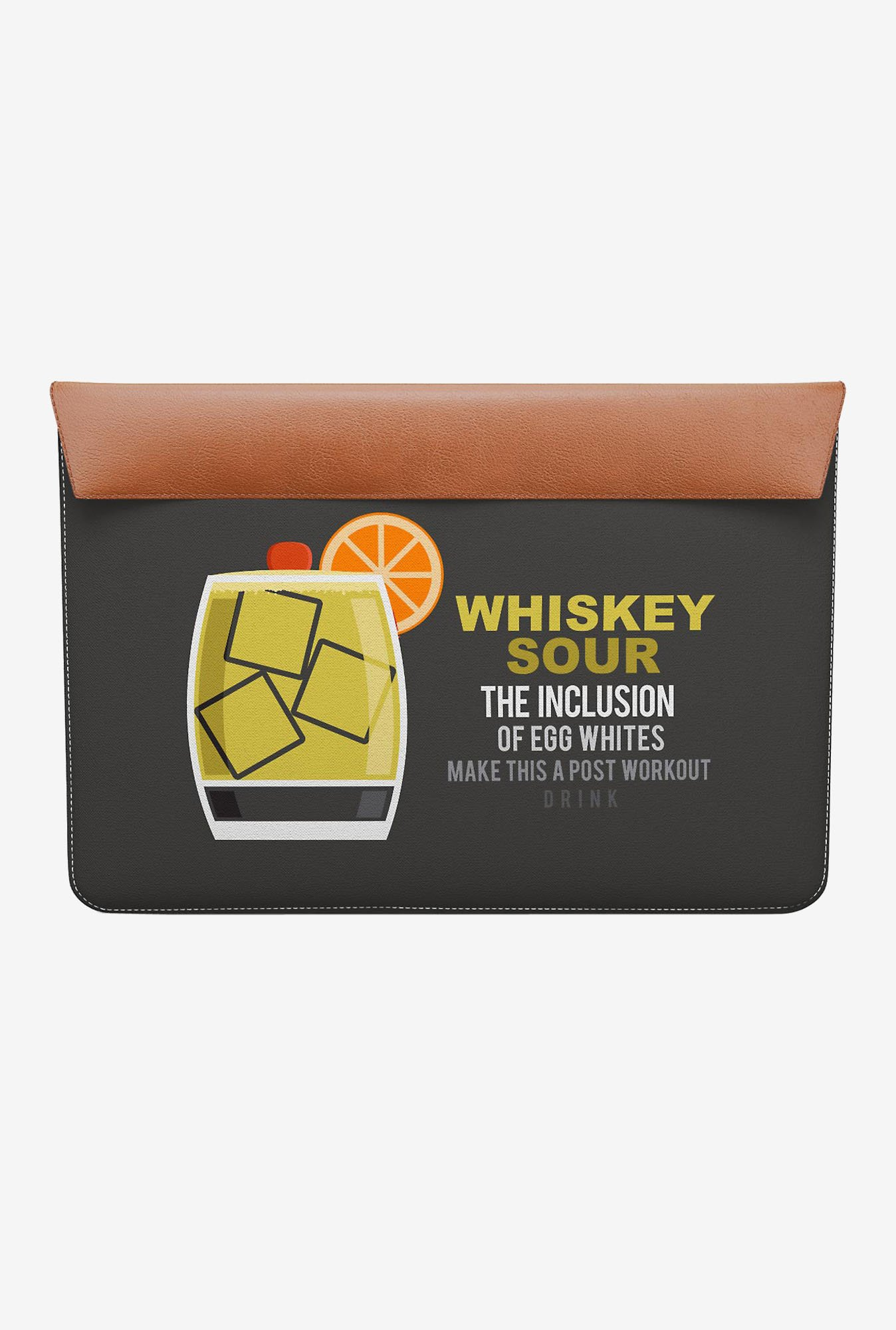 DailyObjects Whisky Sour MacBook 12 Envelope Sleeve