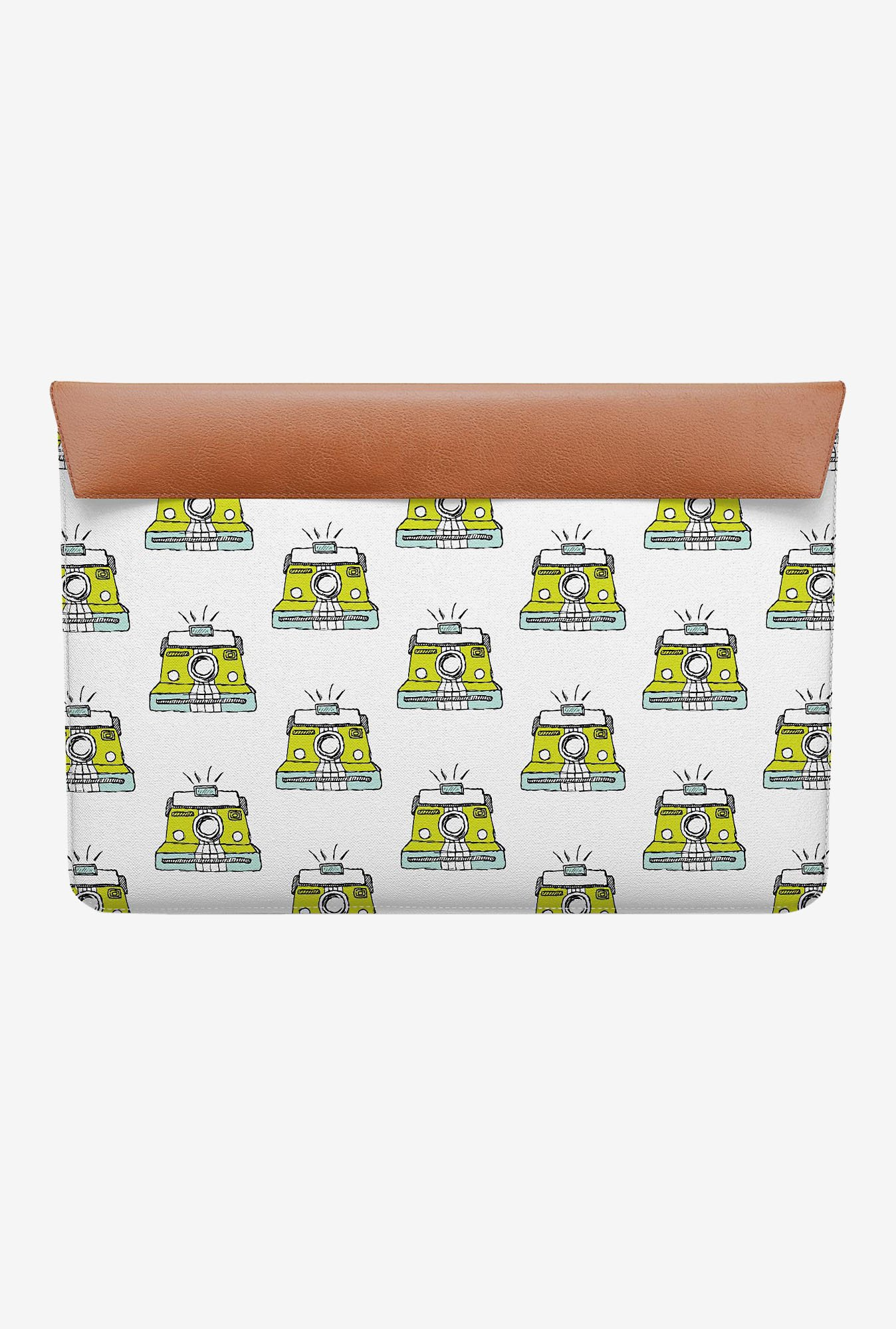 DailyObjects Vintage Camera MacBook Pro 15 Envelope Sleeve