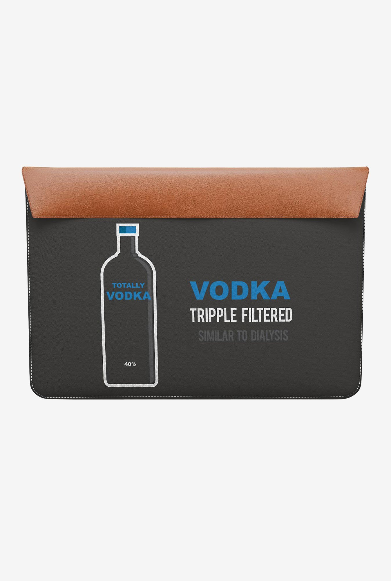 DailyObjects Vodka Bottle MacBook Air 13 Envelope Sleeve