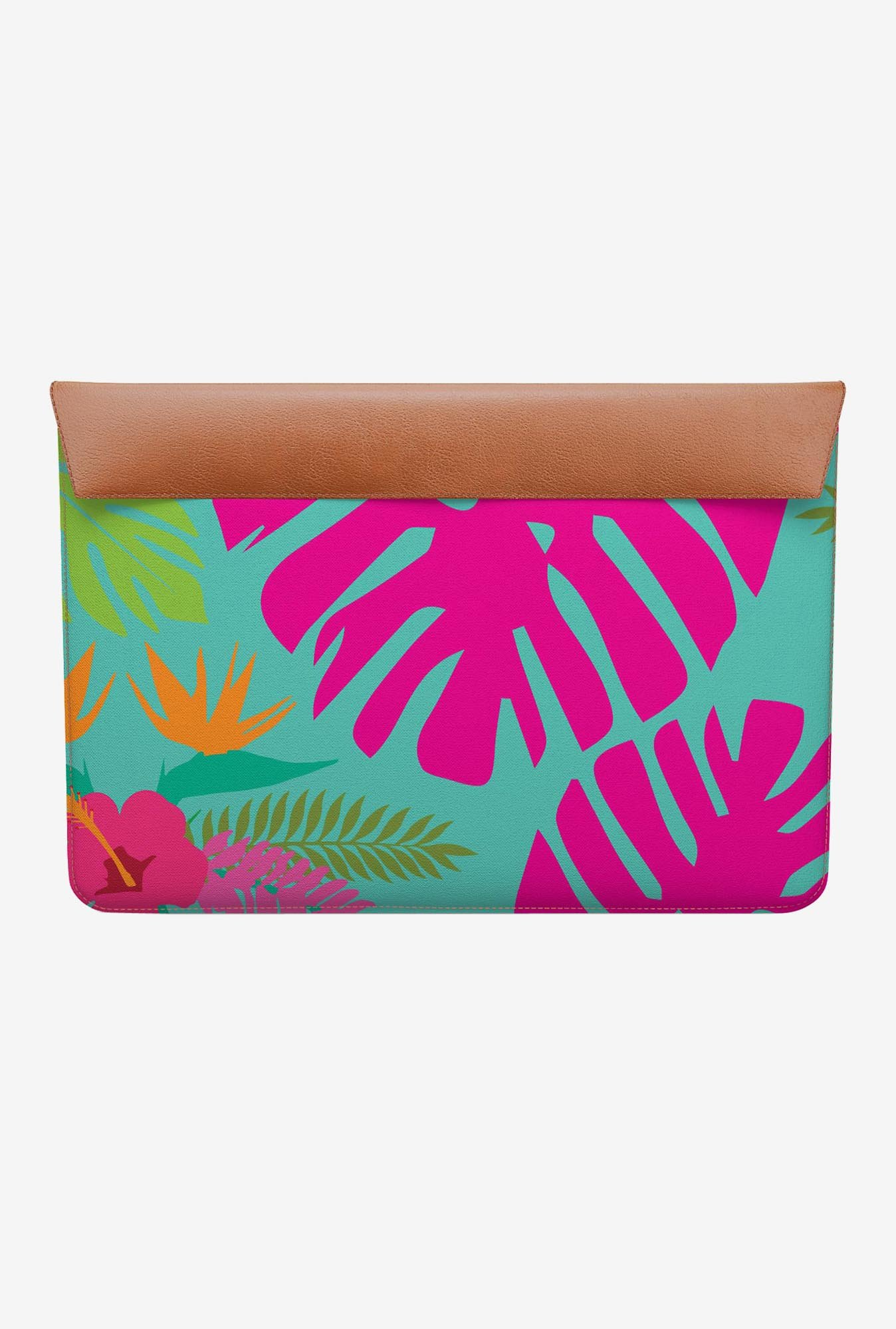 DailyObjects Tropical Bright MacBook 12 Envelope Sleeve