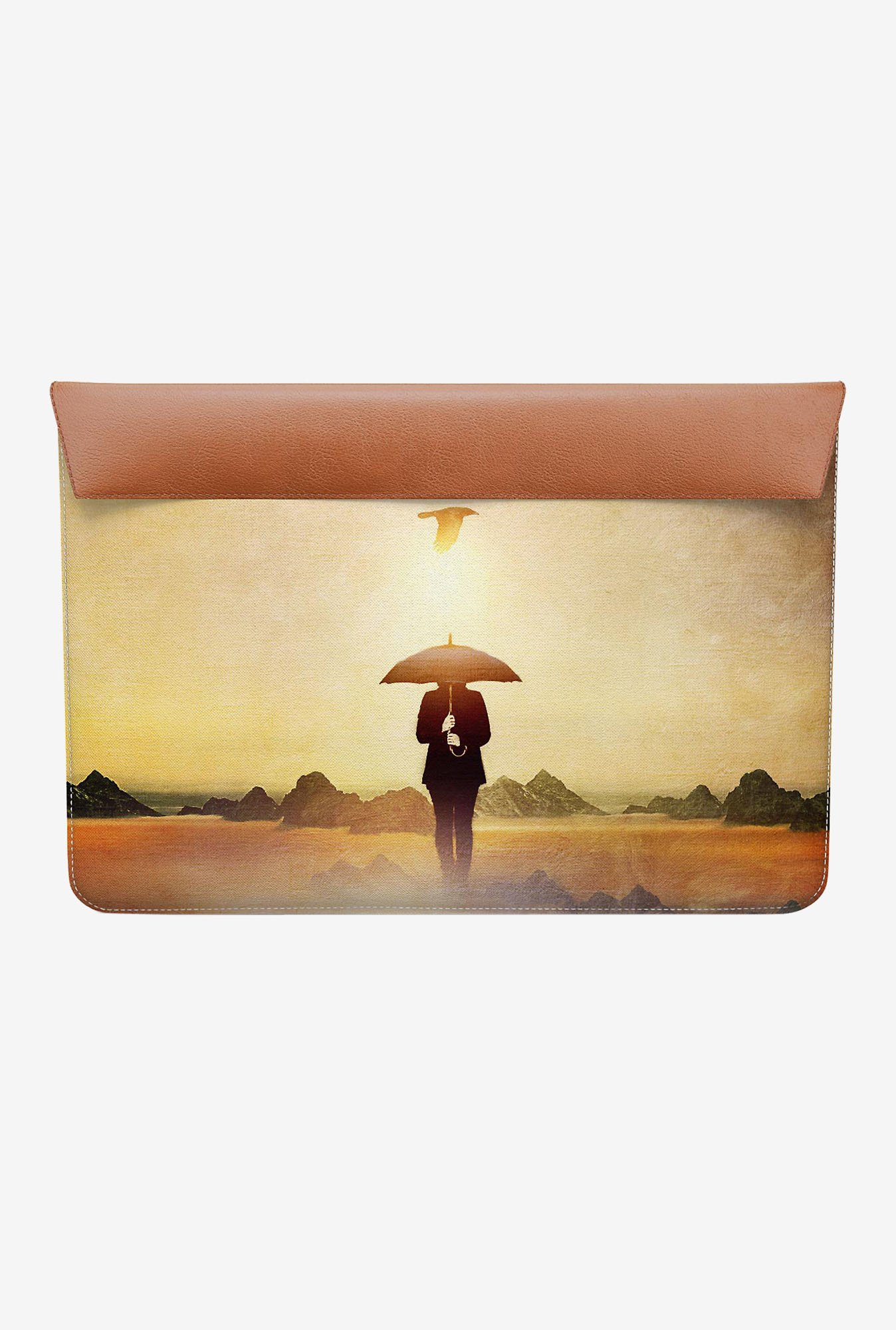 DailyObjects Wait For Rain MacBook Pro 13 Envelope Sleeve