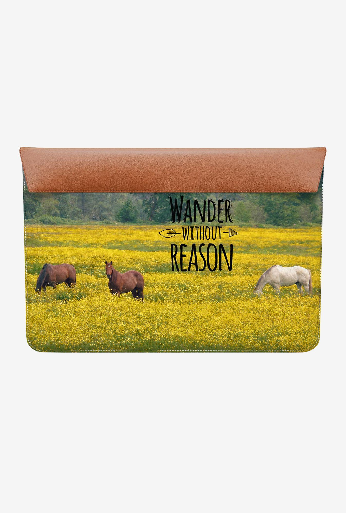 DailyObjects Wander MacBook Air 13 Envelope Sleeve
