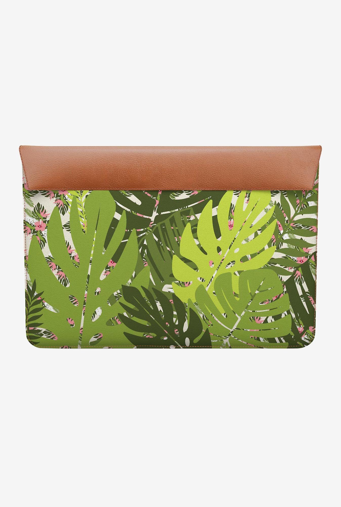 DailyObjects Tropical Ferns MacBook Pro 15 Envelope Sleeve