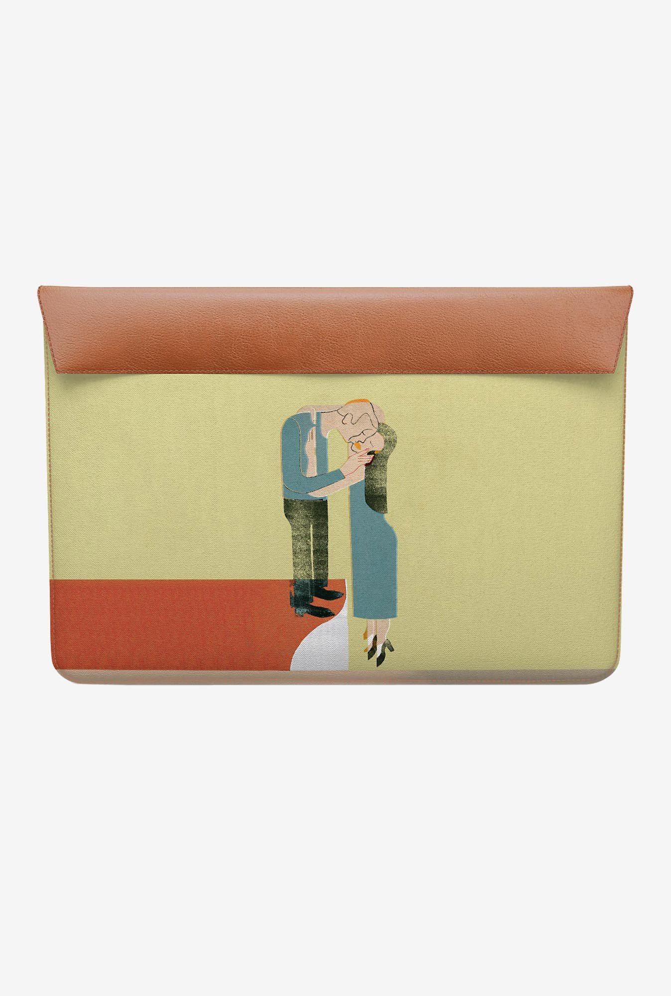 DailyObjects Warm Embrace MacBook 12 Envelope Sleeve