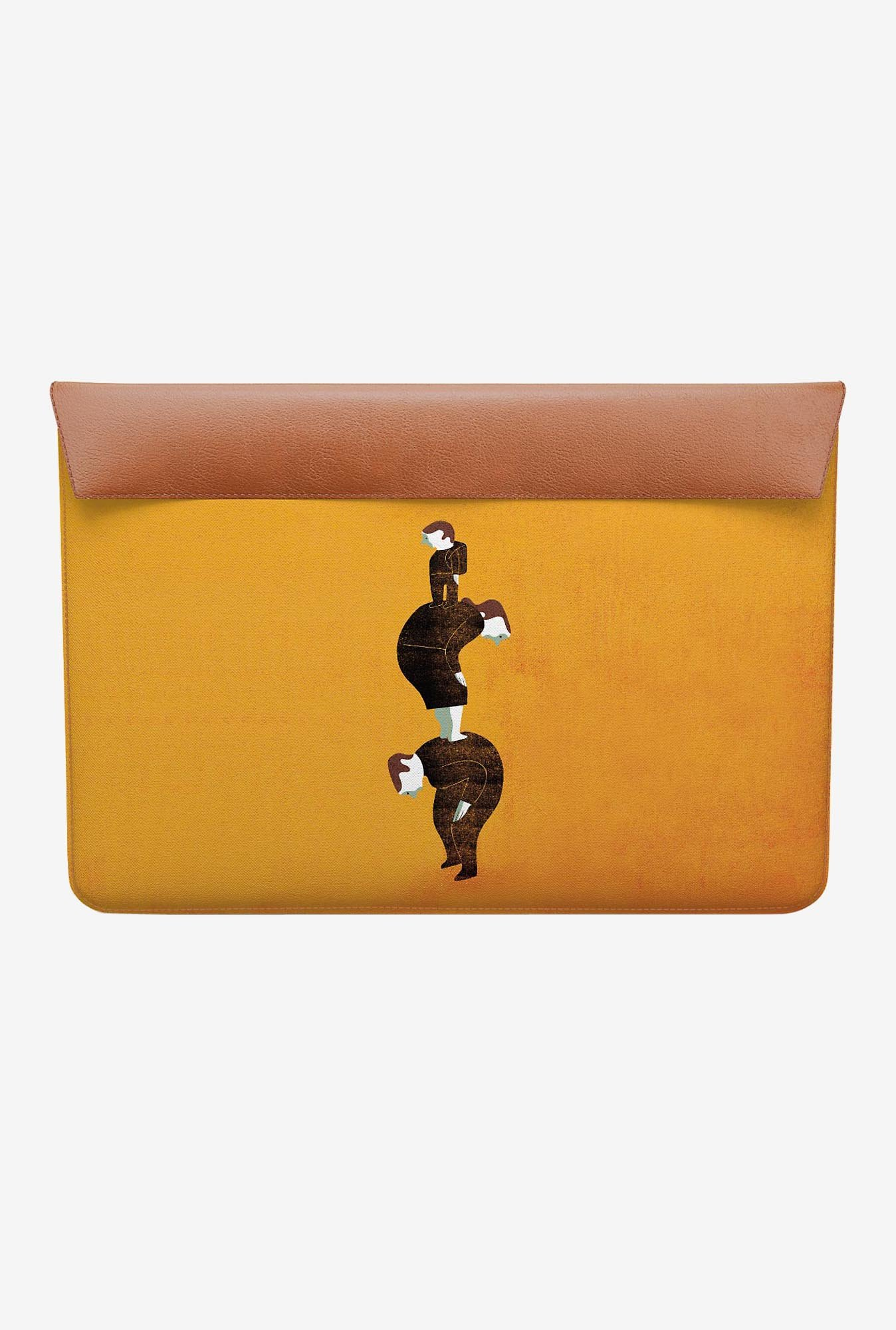 DailyObjects Top Management MacBook 12 Envelope Sleeve