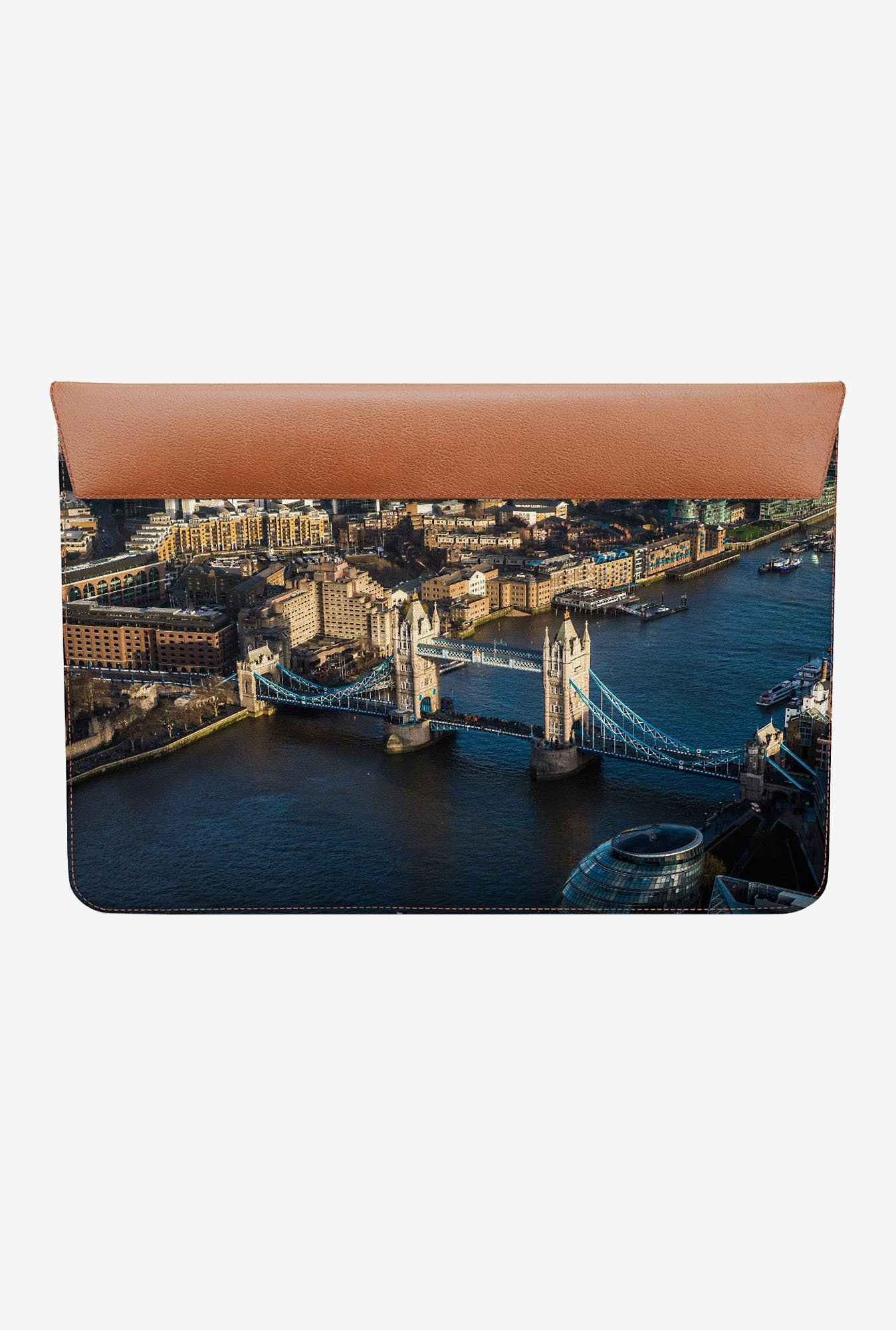 DailyObjects Tower Bridge MacBook 12 Envelope Sleeve