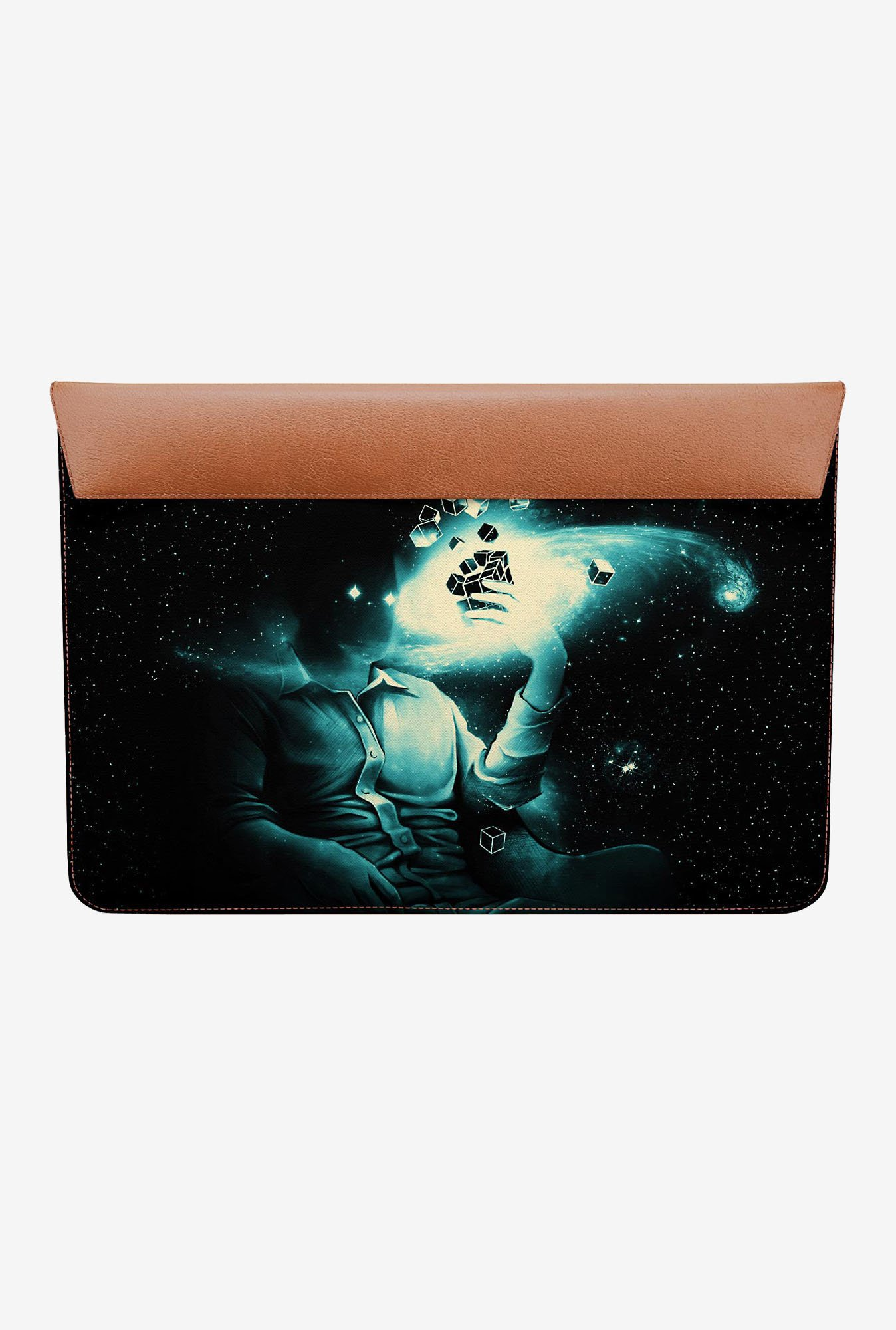 DailyObjects The Solution MacBook 12 Envelope Sleeve