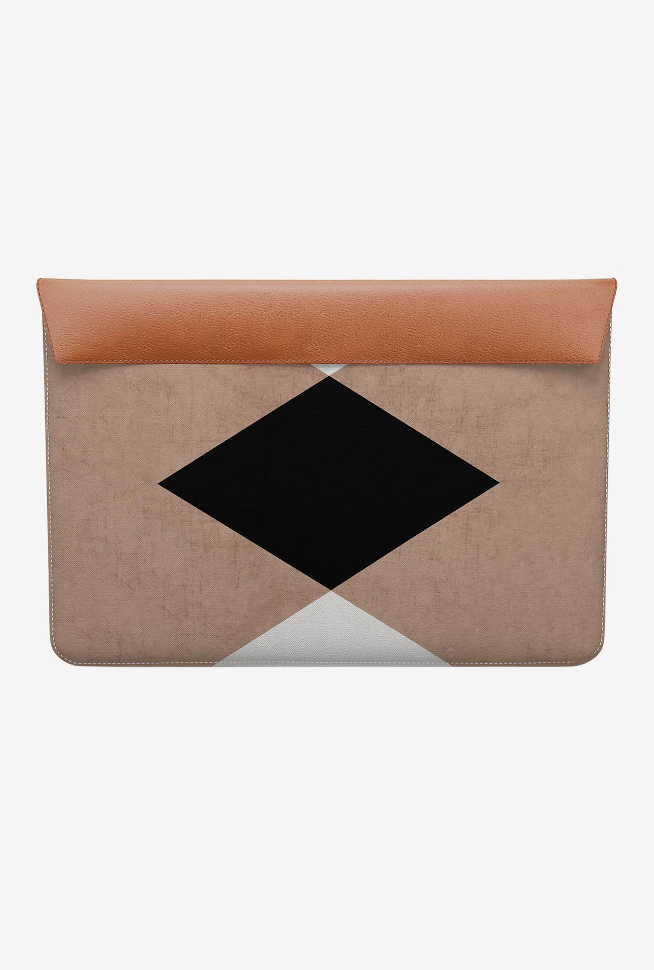 DailyObjects Triangles MacBook 12 Envelope Sleeve