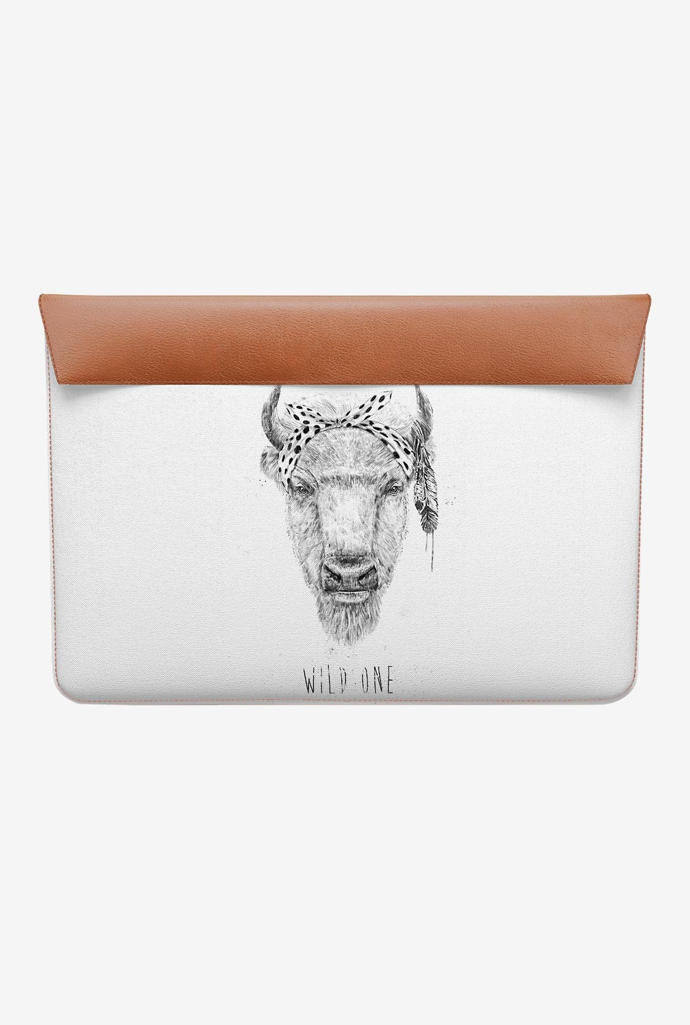 DailyObjects Wild One MacBook 12 Envelope Sleeve