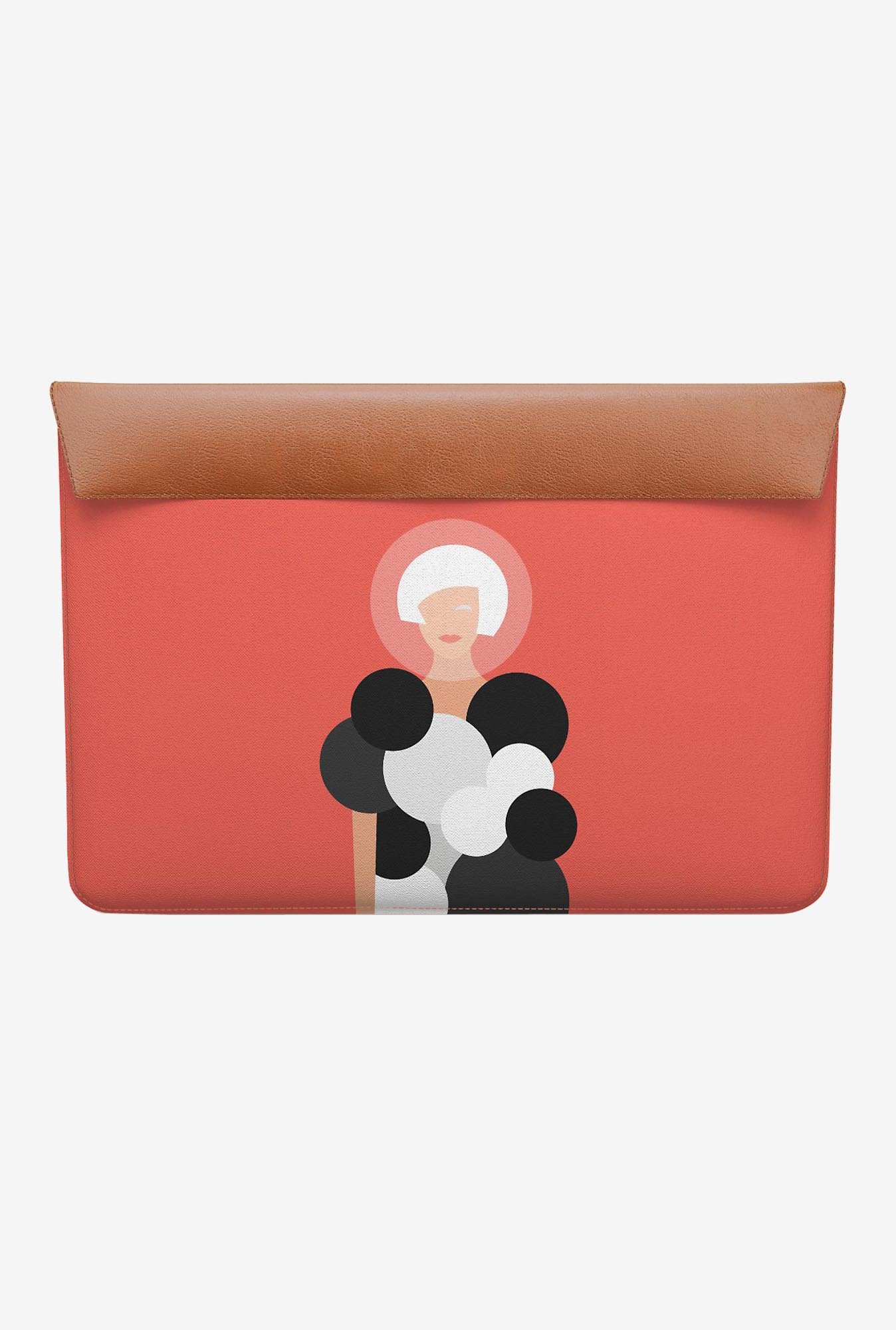 DailyObjects Space Helmet MacBook Pro 15 Envelope Sleeve